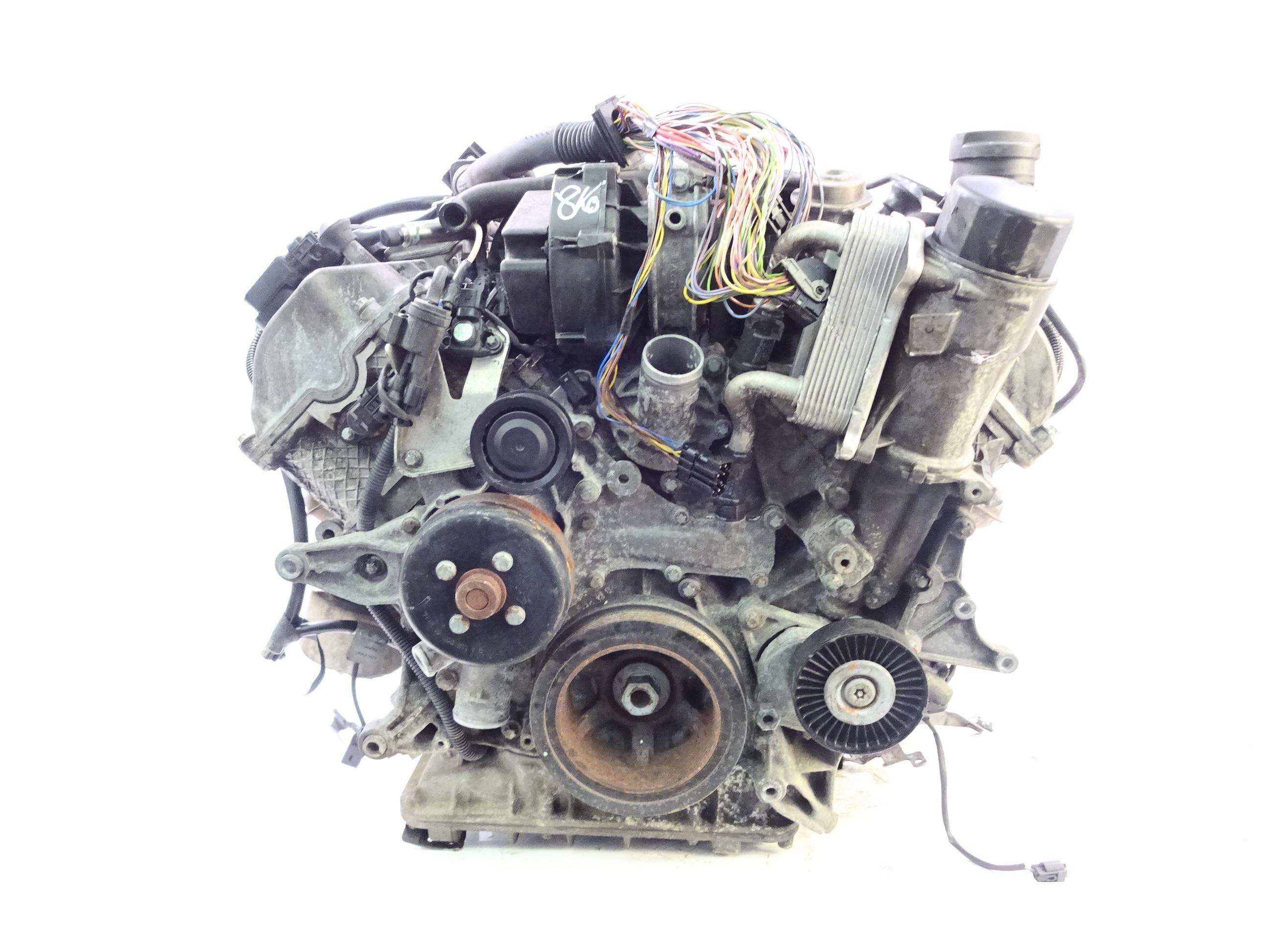 Motor 2005 Mercedes Benz CLK C209 A209 320 3,2 Benzin 112.955 mit Anbauteilen
