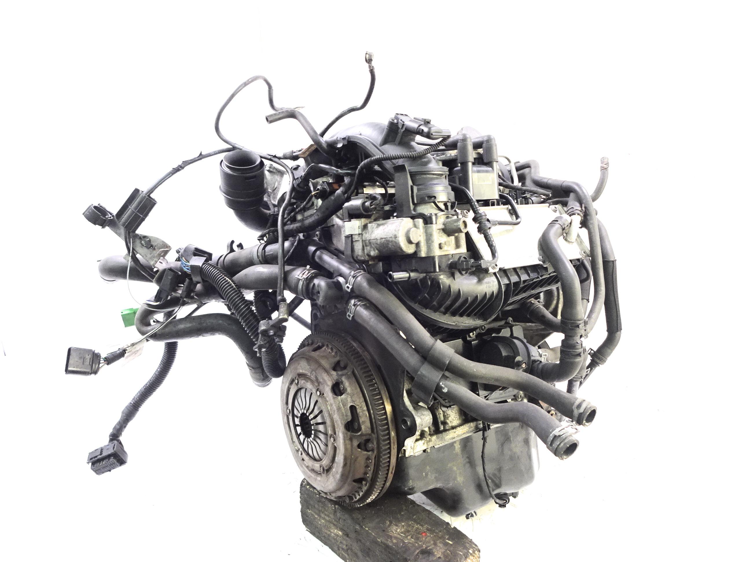Motor 2011 Audi A1 8X 1,2 TFSI CBZ CBZA 86 PS mit Anbauteilen