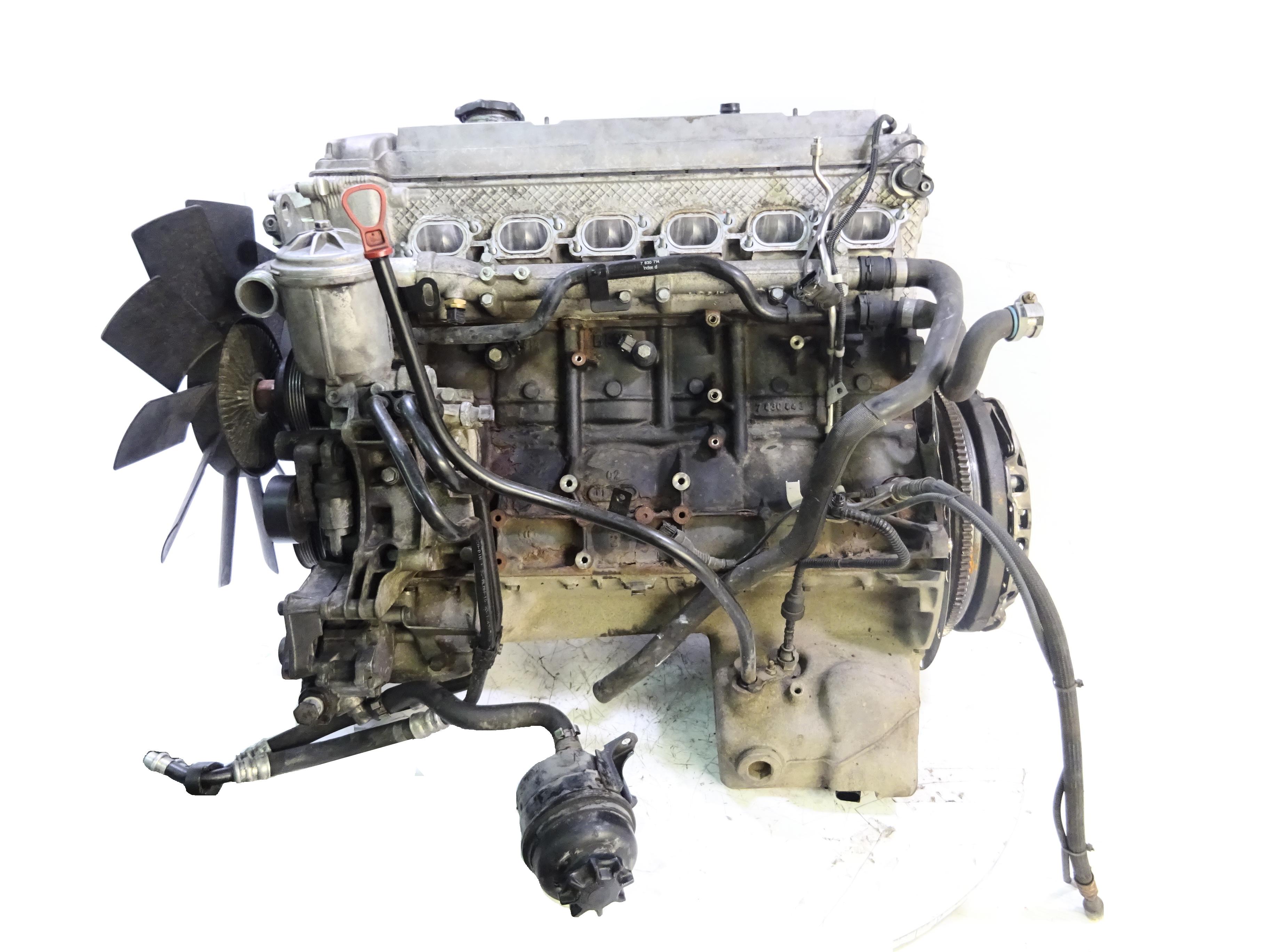 Motor 2004 BMW 3er E46 M3 3,2 Benzin S54B32 326S4 343 PS