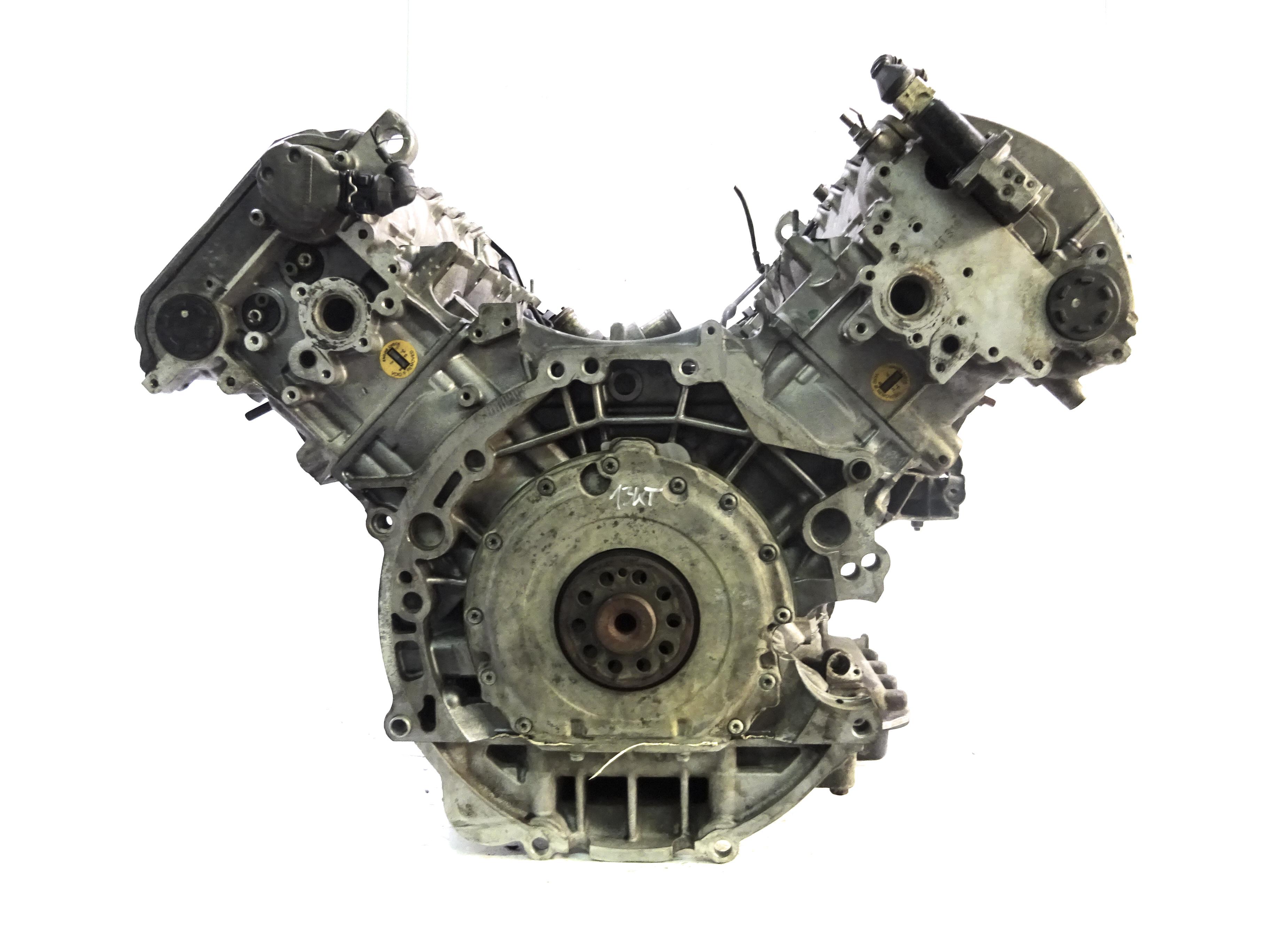 Motor 2003 für Audi A6 C5 RS6 4,2 Quattro Benzin BCY 450 PS