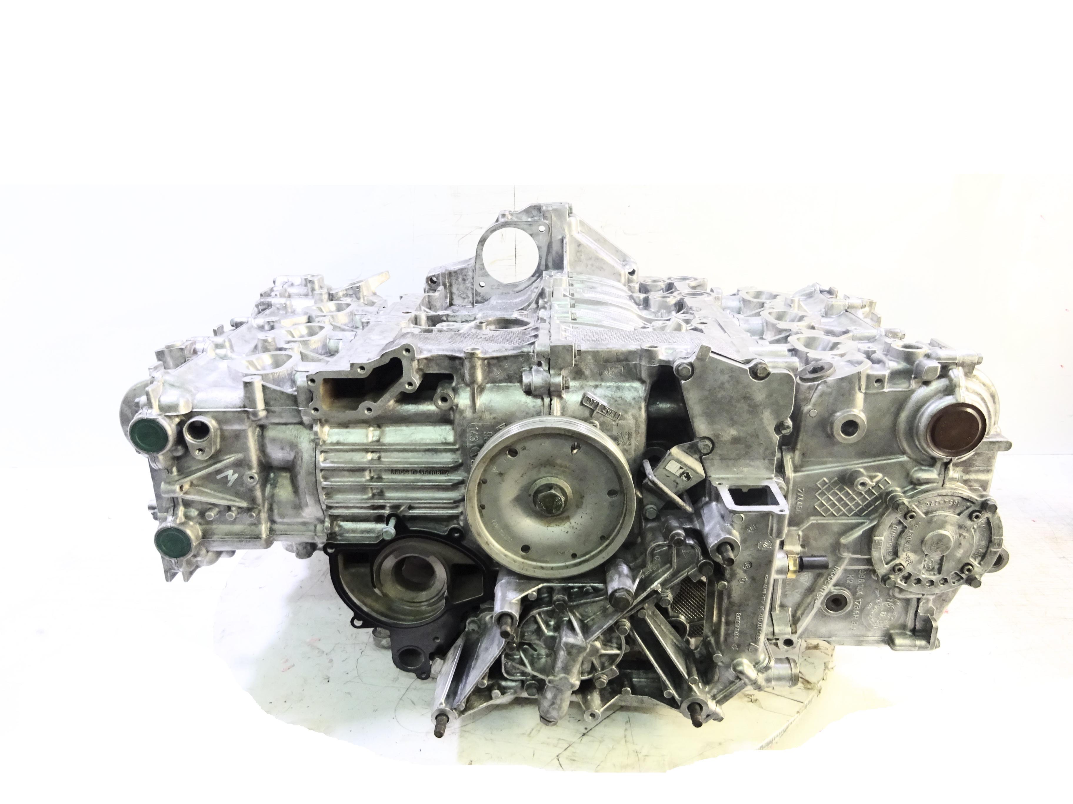 Motor 2004 für Porsche 911 996 Carrera 3,6 M96.03 96.03 Kolben Kettensatz NEU