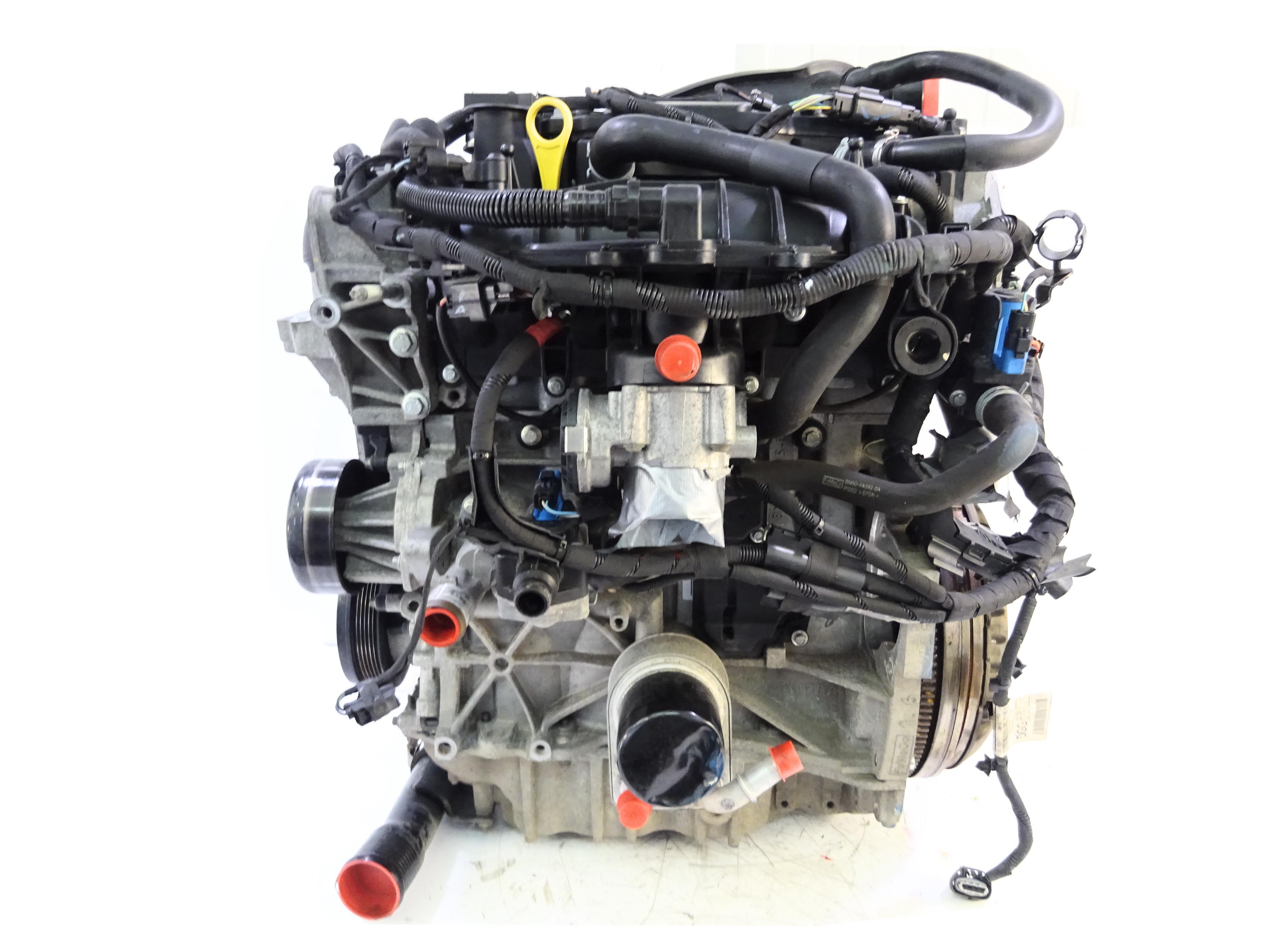 Motor 2017 für Ford Fiesta 6 VI 1,6 ST Benzin JTJB JTJA 182 PS