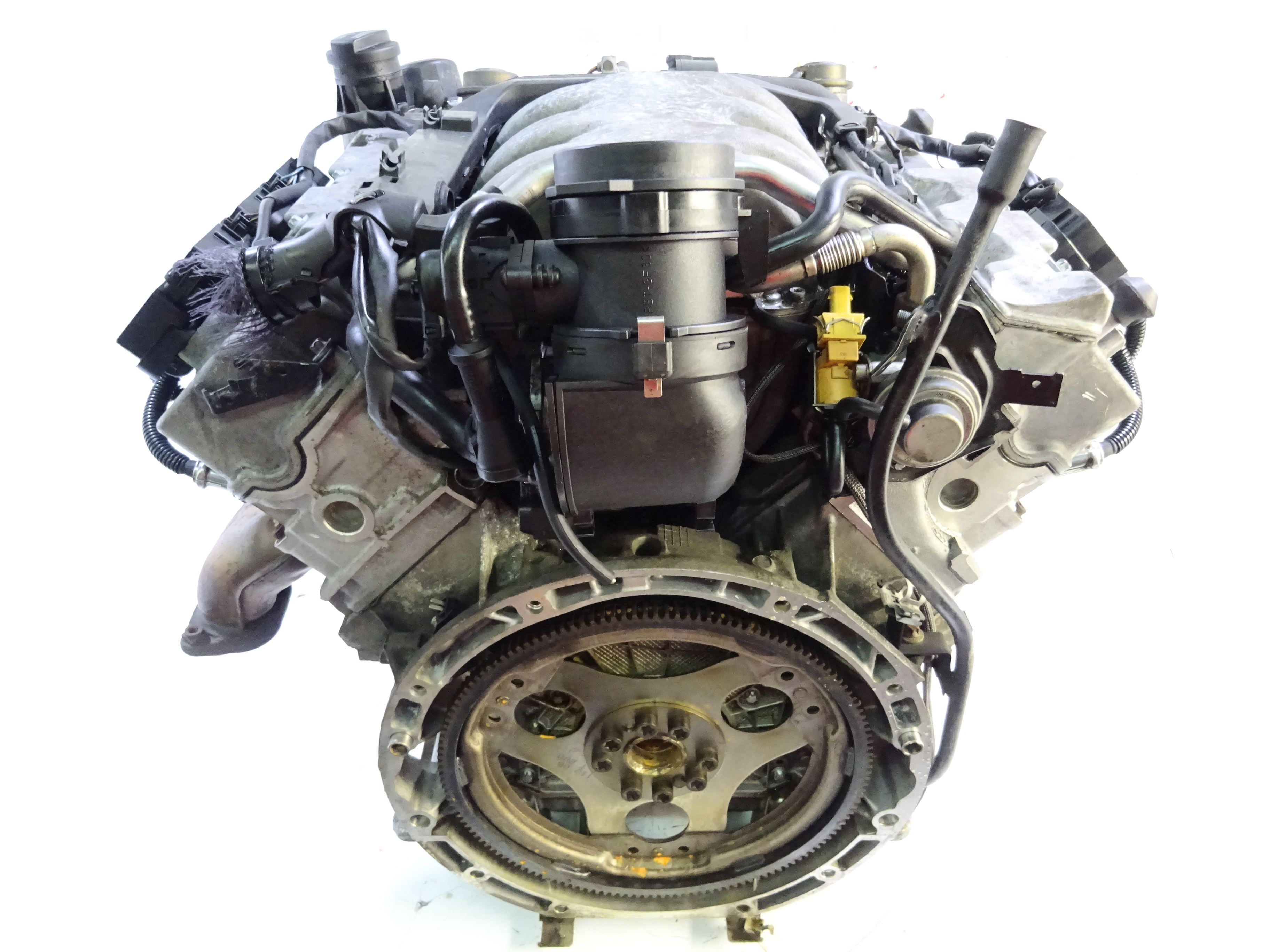 Motor 2005 für Mercedes Benz CLK C209 W203 S203 2,6 M112 112.912