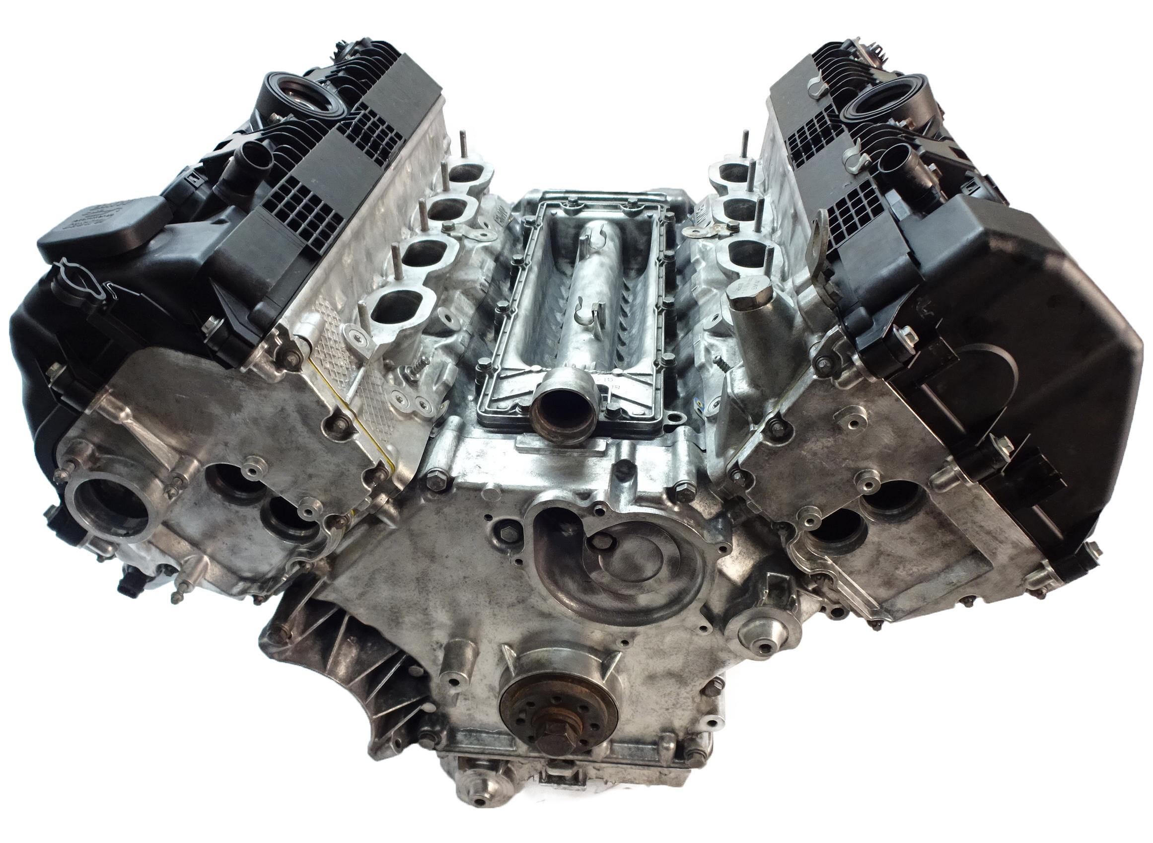Motor 2005 BMW 5er E60 E61 545i 4,4 i N62B44A N62 Köpfe geplant Dichtung NEU
