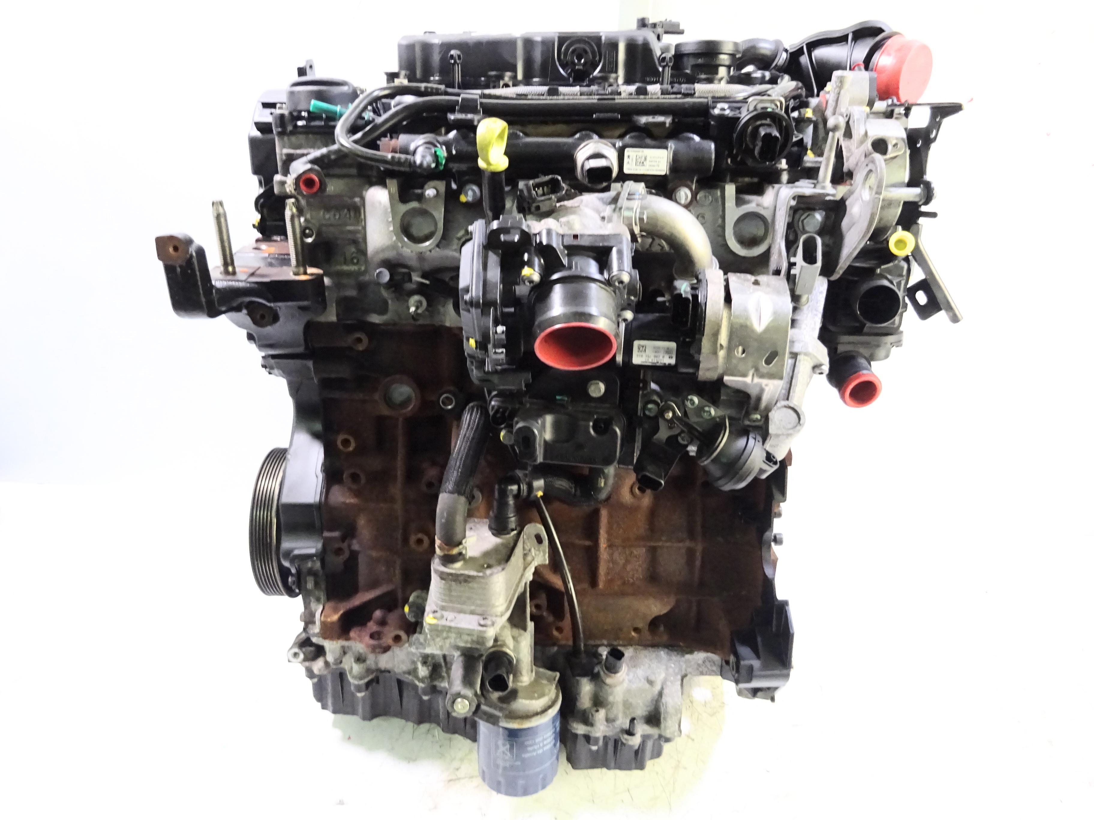 Motor für Ford Mondeo V 2,0 TDCi Diesel T7CF 150 PS
