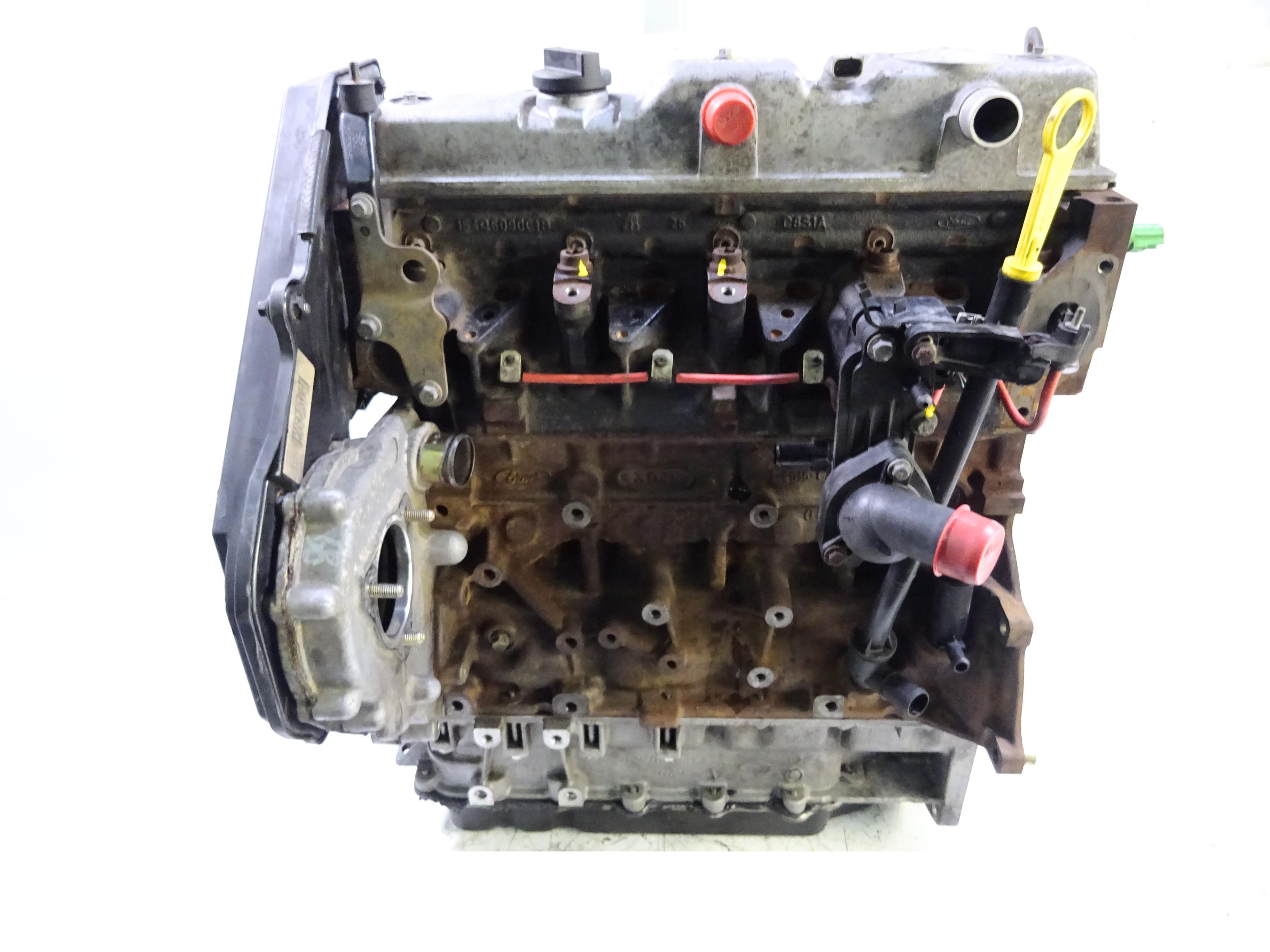 Motor für Ford Tourneo Transit 1,8 TDCi Diesel HCPA Baugleich mit: QYWA