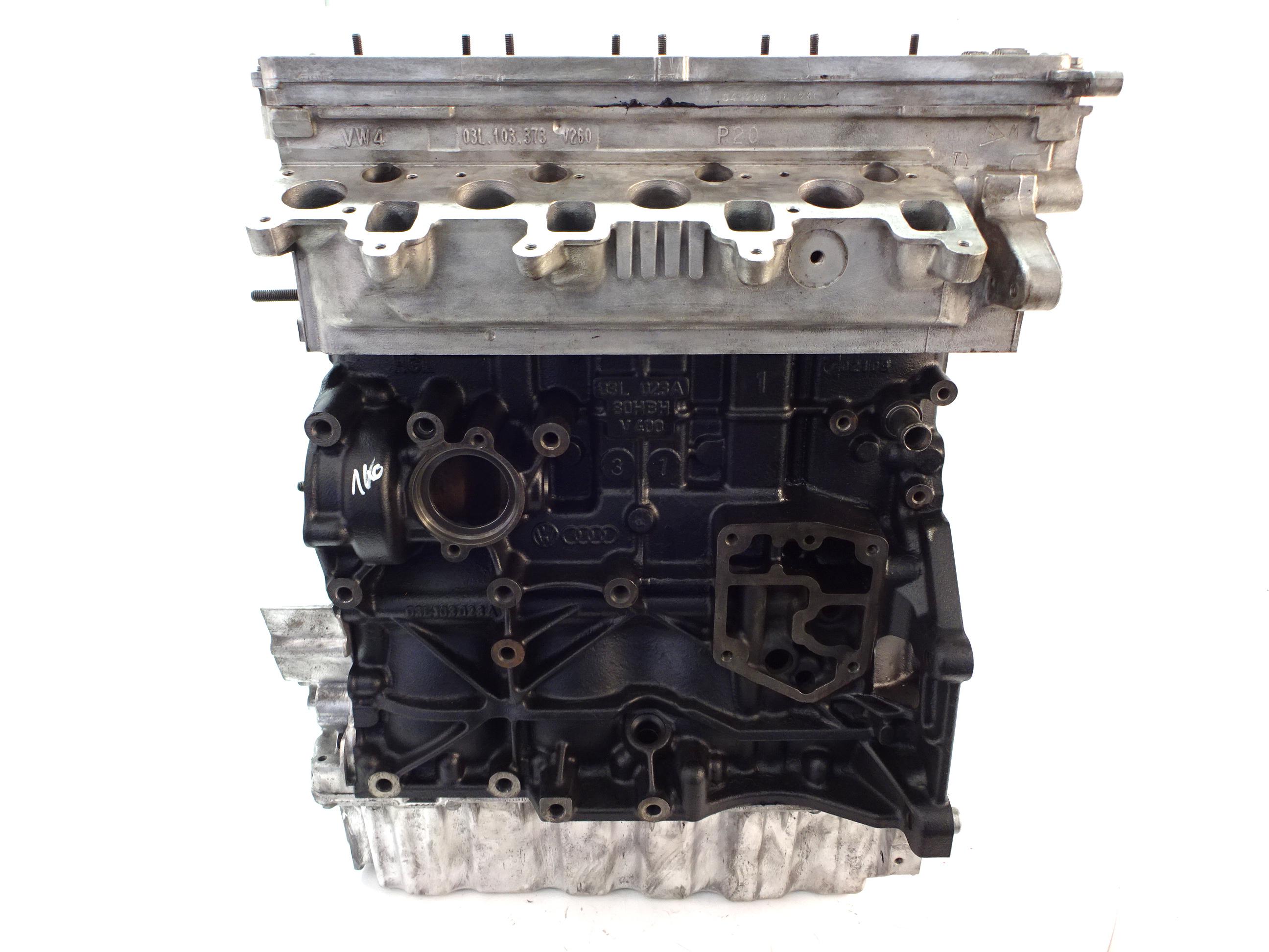 Motor VW Skoda Golf Jetta Scirocco Passat Yeti 2,0 TDI Diesel CBD CBDB CBDC