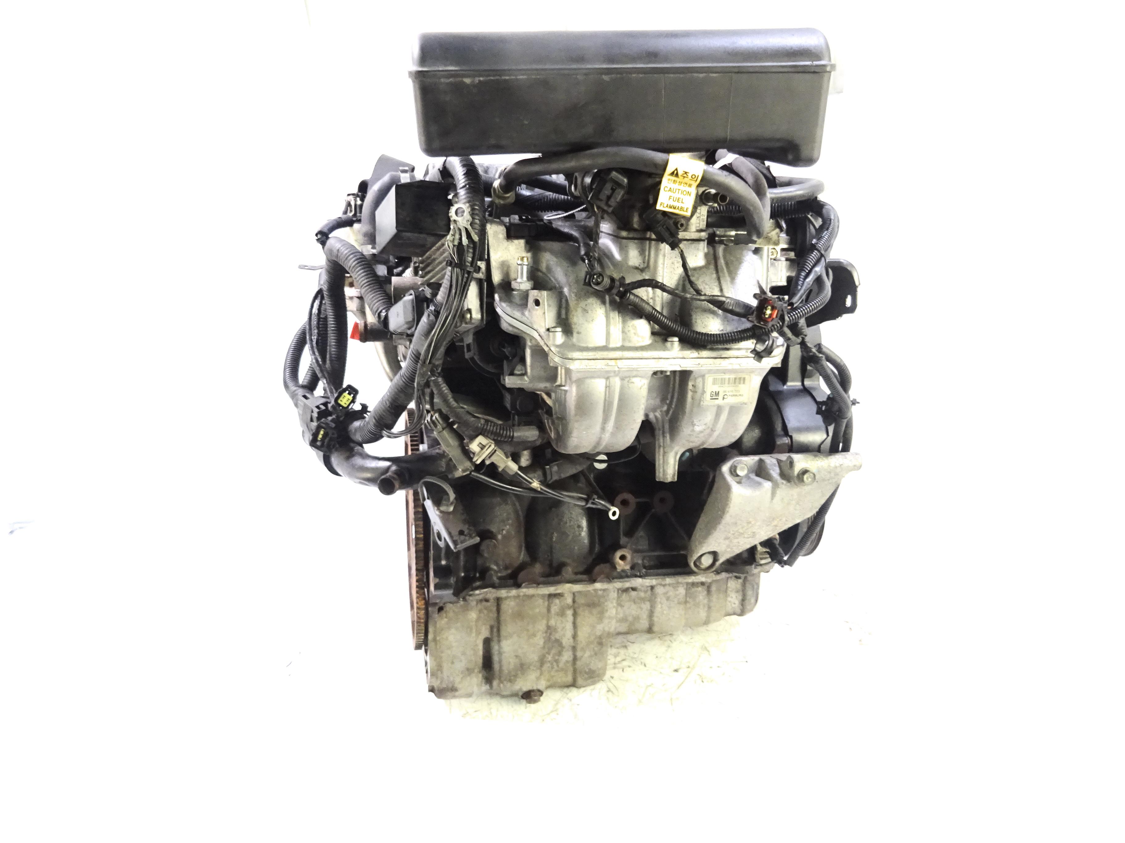 Motor 2009 für Chevrolet Lacetti J200 1,8 F18D3 F18D 116.000 KM