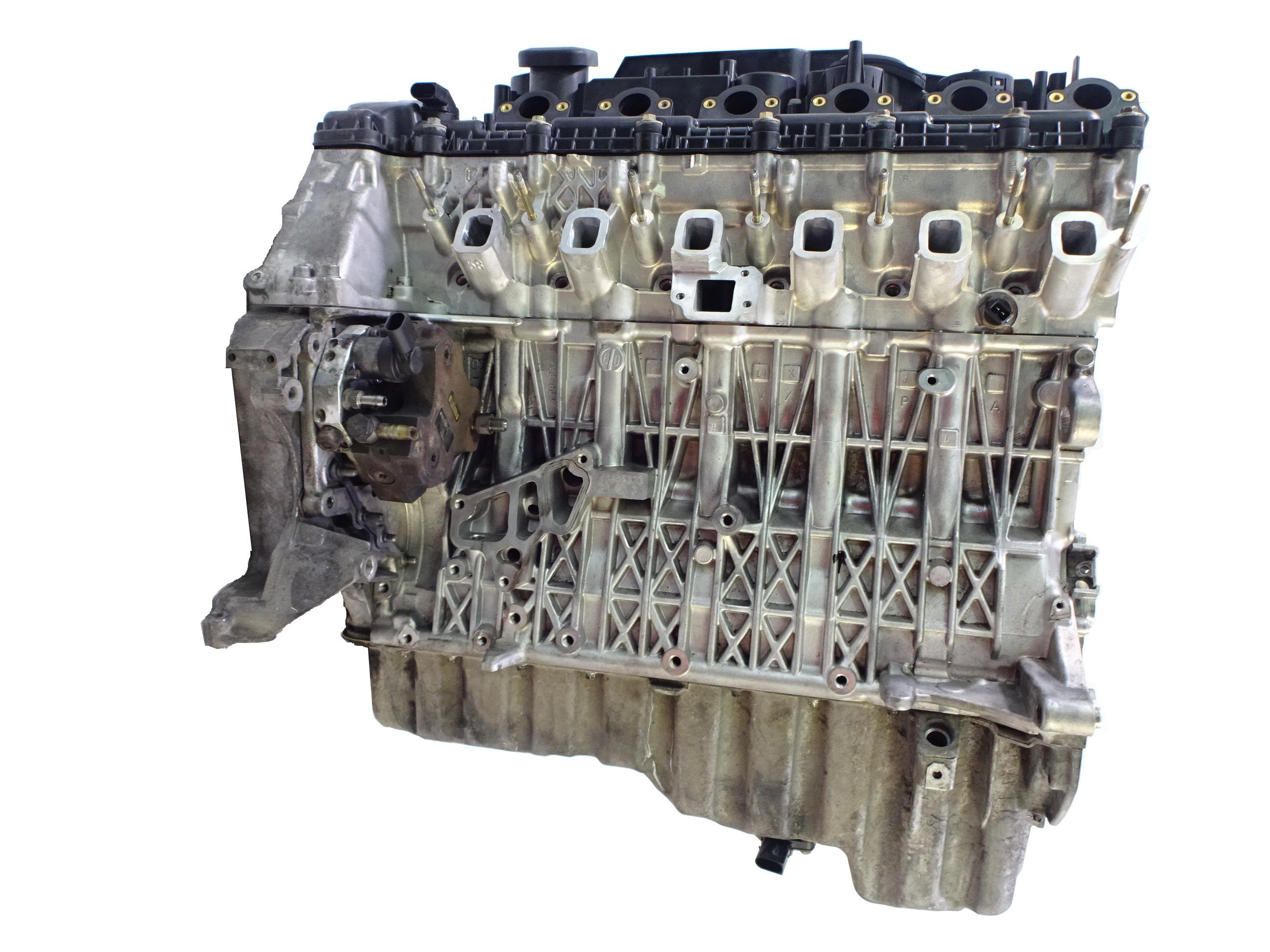 Motor 2008 BMW 3er E90 E91 E92 E93 d 3,0 M57D30 306D3 Kopf geplant Dichtung NEU
