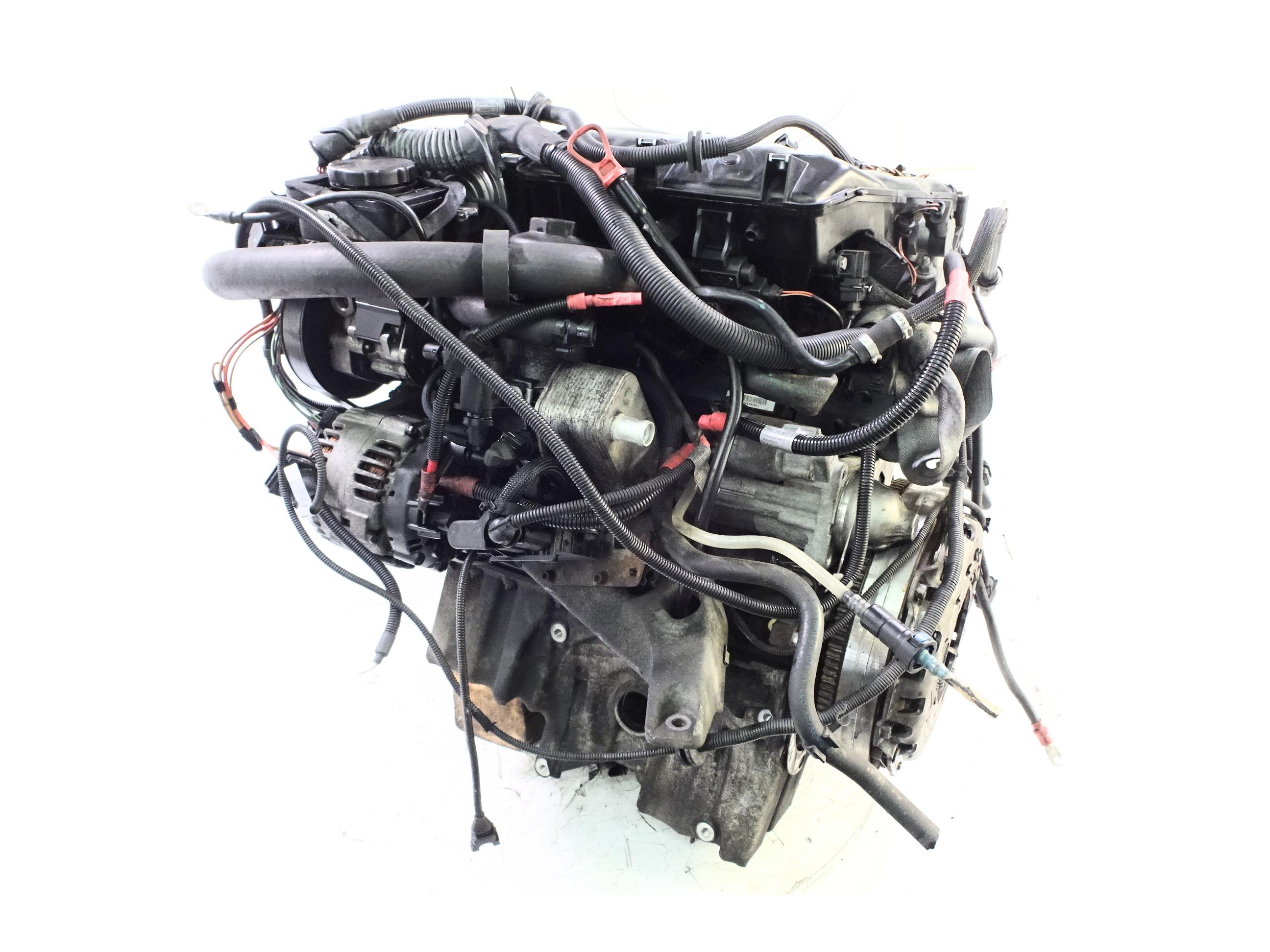 Motor 2007 BMW 2,0 d Diesel M47D20 204D4 mit Anbauteilen DE338773