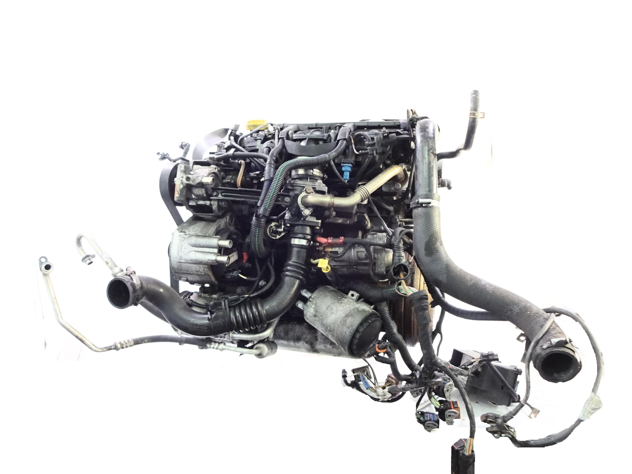 Motor 2005 Renault Espace IV 2,2 dCi Diesel G9T G9T743 mit Anbauteilen