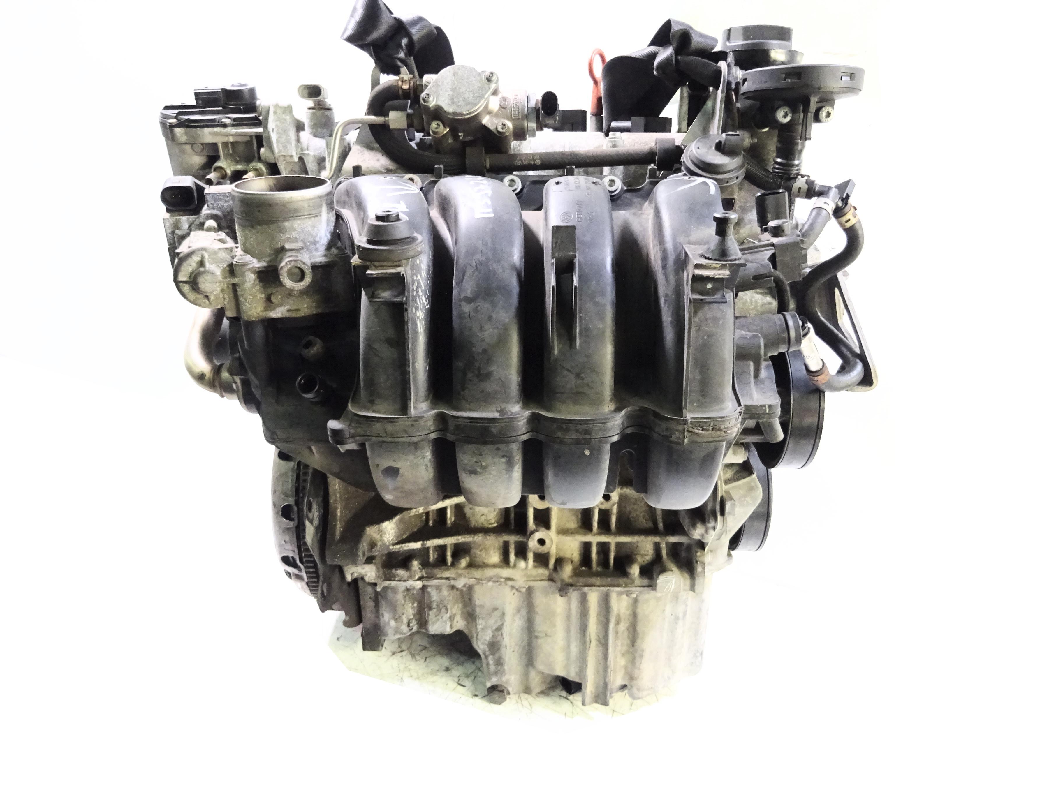 Motor für Audi Skoda VW A3 Octavia Eos Golf Jetta 1,6 BLF mit Anbauteilen