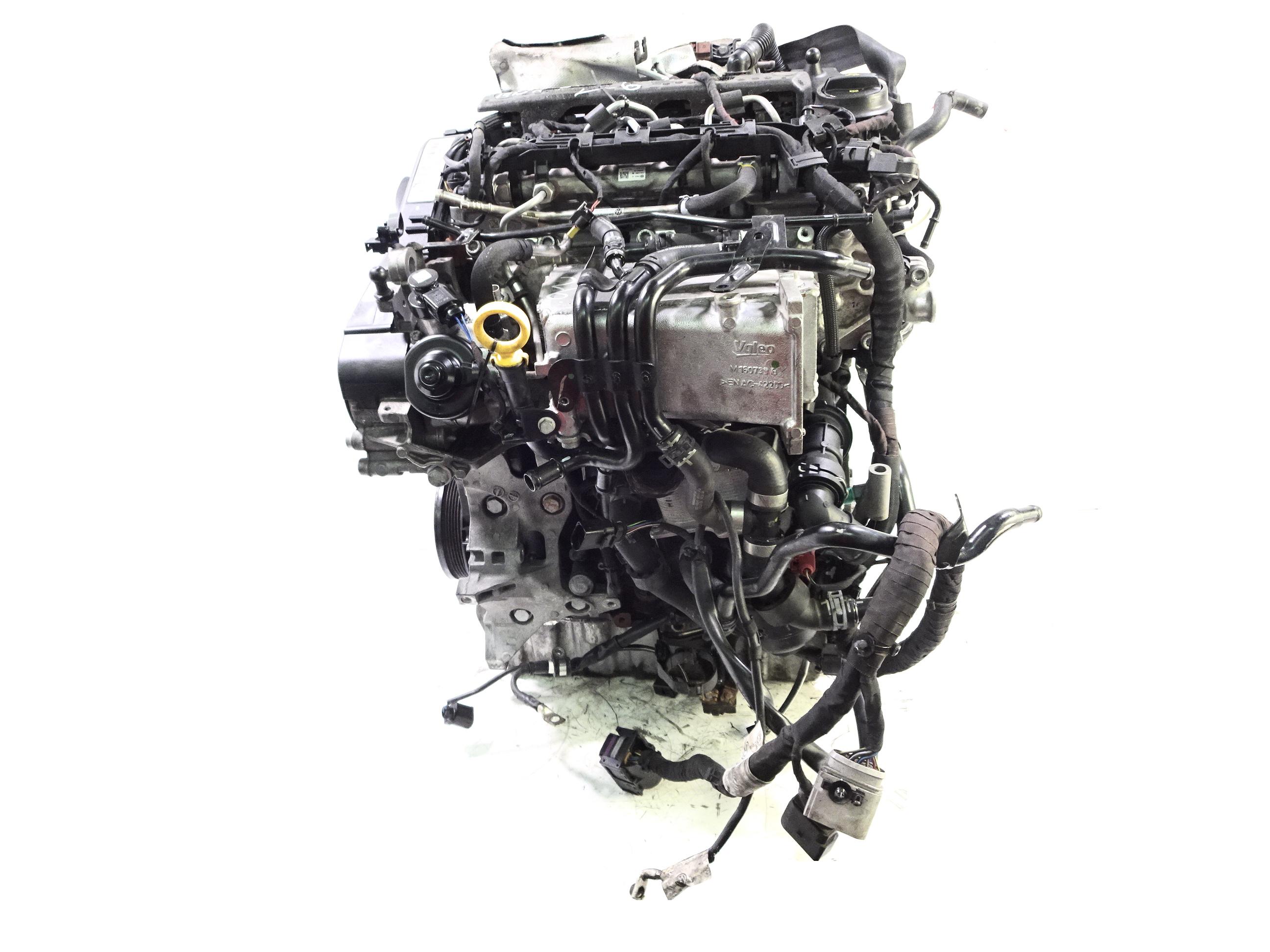 Motor 2015 Seat Skoda VW Leon Octavia 1,6 TDI CLH CLHA mit Anbauteilen