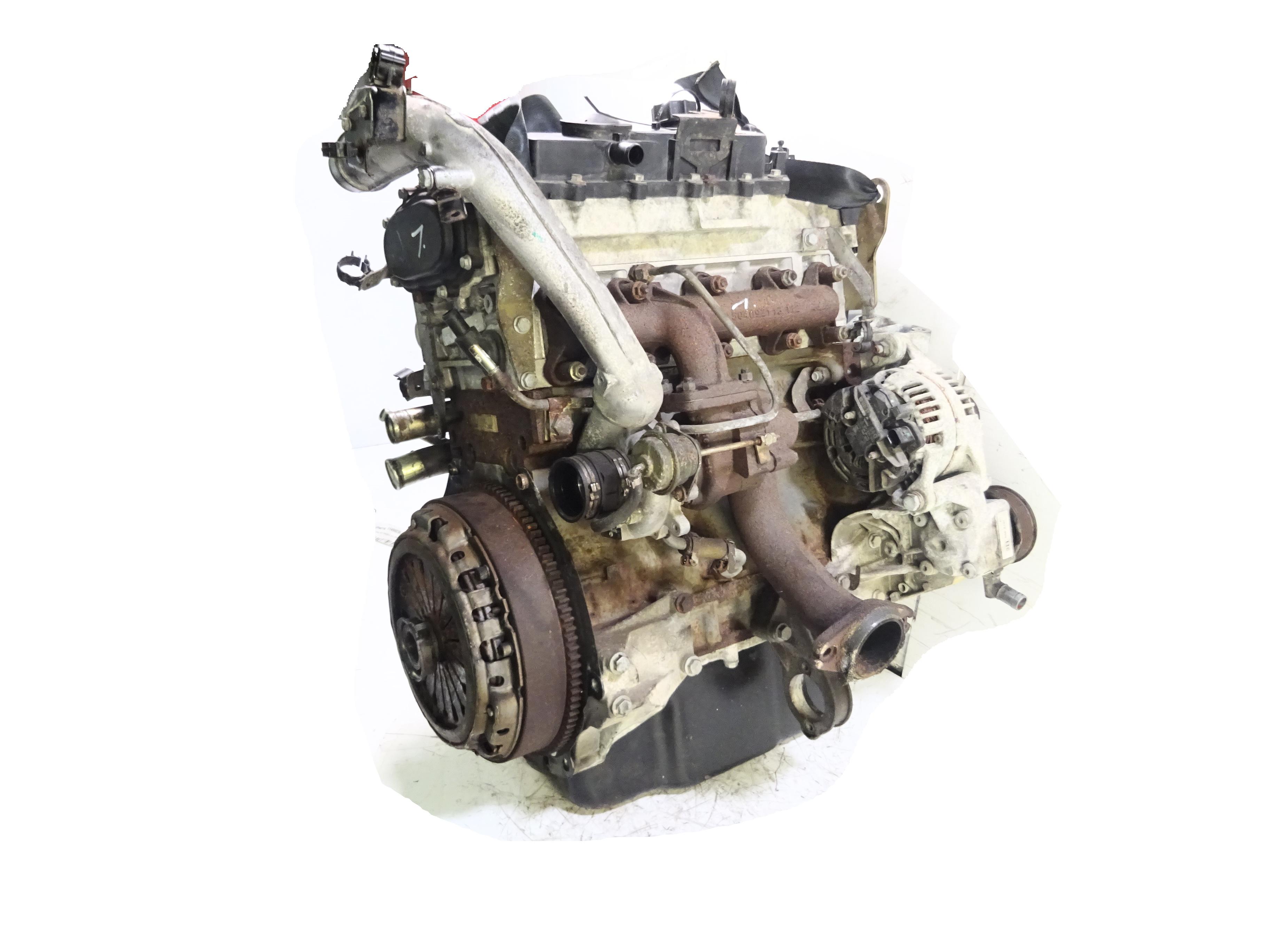 Motor 2006 für Fiat Ducato 244 2,3 JTD Diesel F1AE0481C F1AE 110 PS