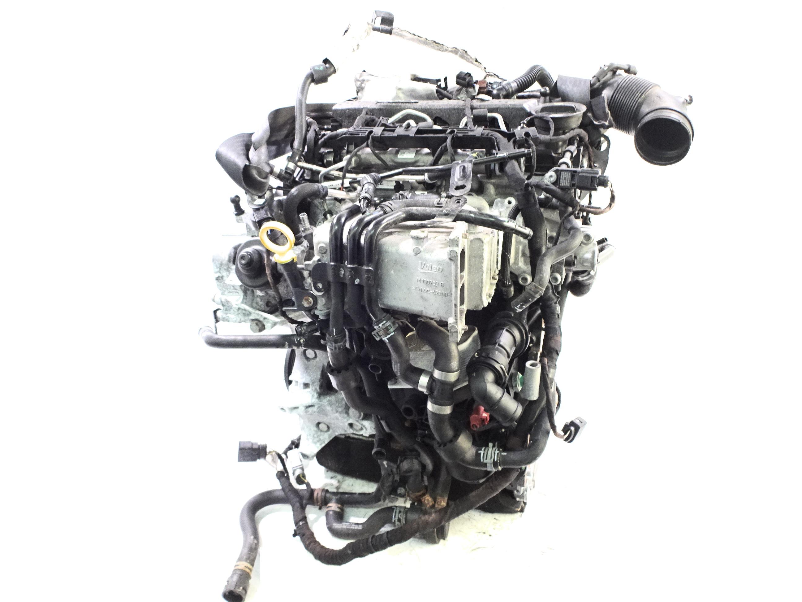 Motor 2014 Audi 1,6 TDI Diesel CLH CLHA 105 PS mit Anbauteilen