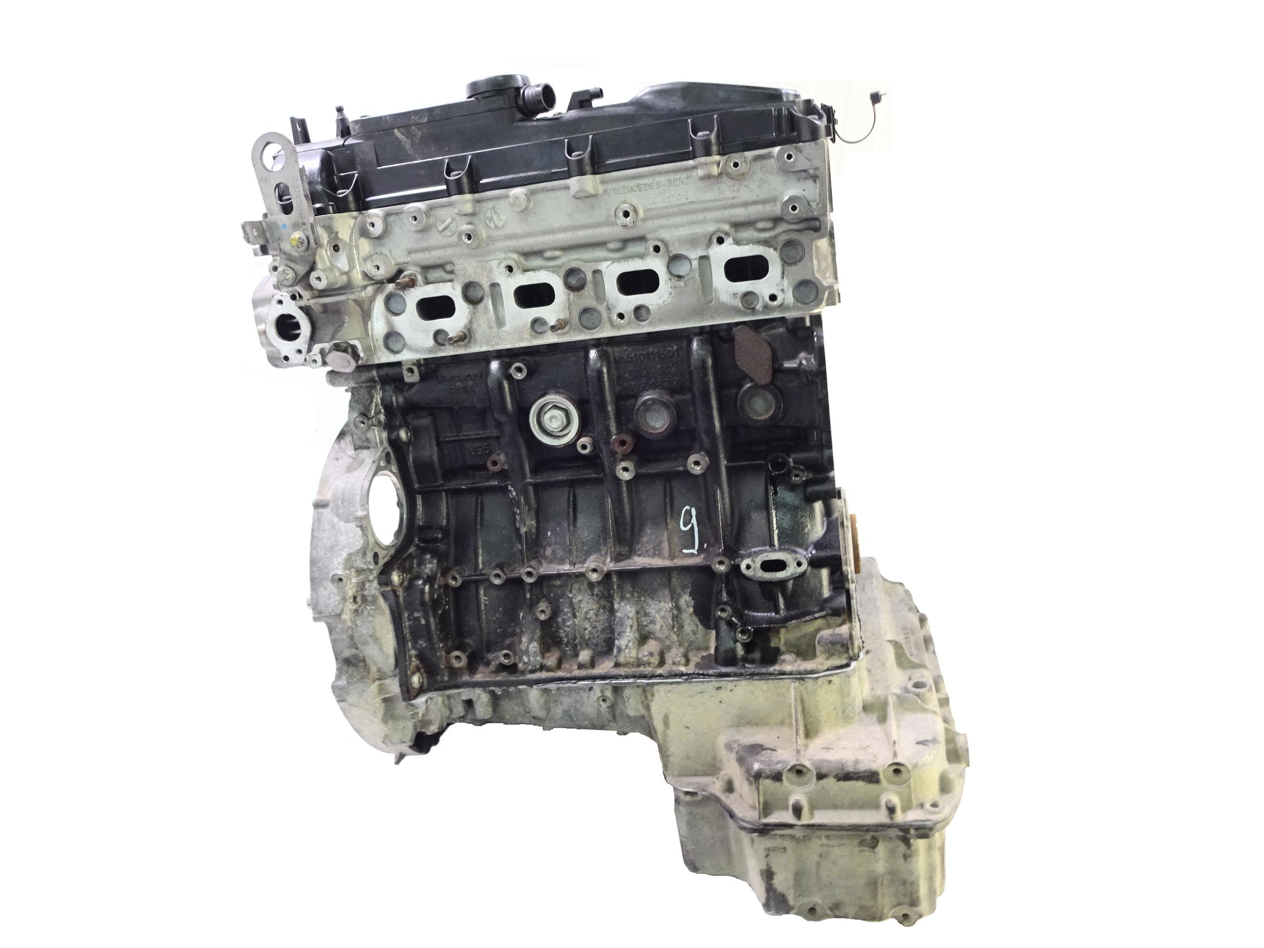 Motor 2011 Mercedes Benz Sprinter 906 2,2 CDI Diesel OM651 651.955