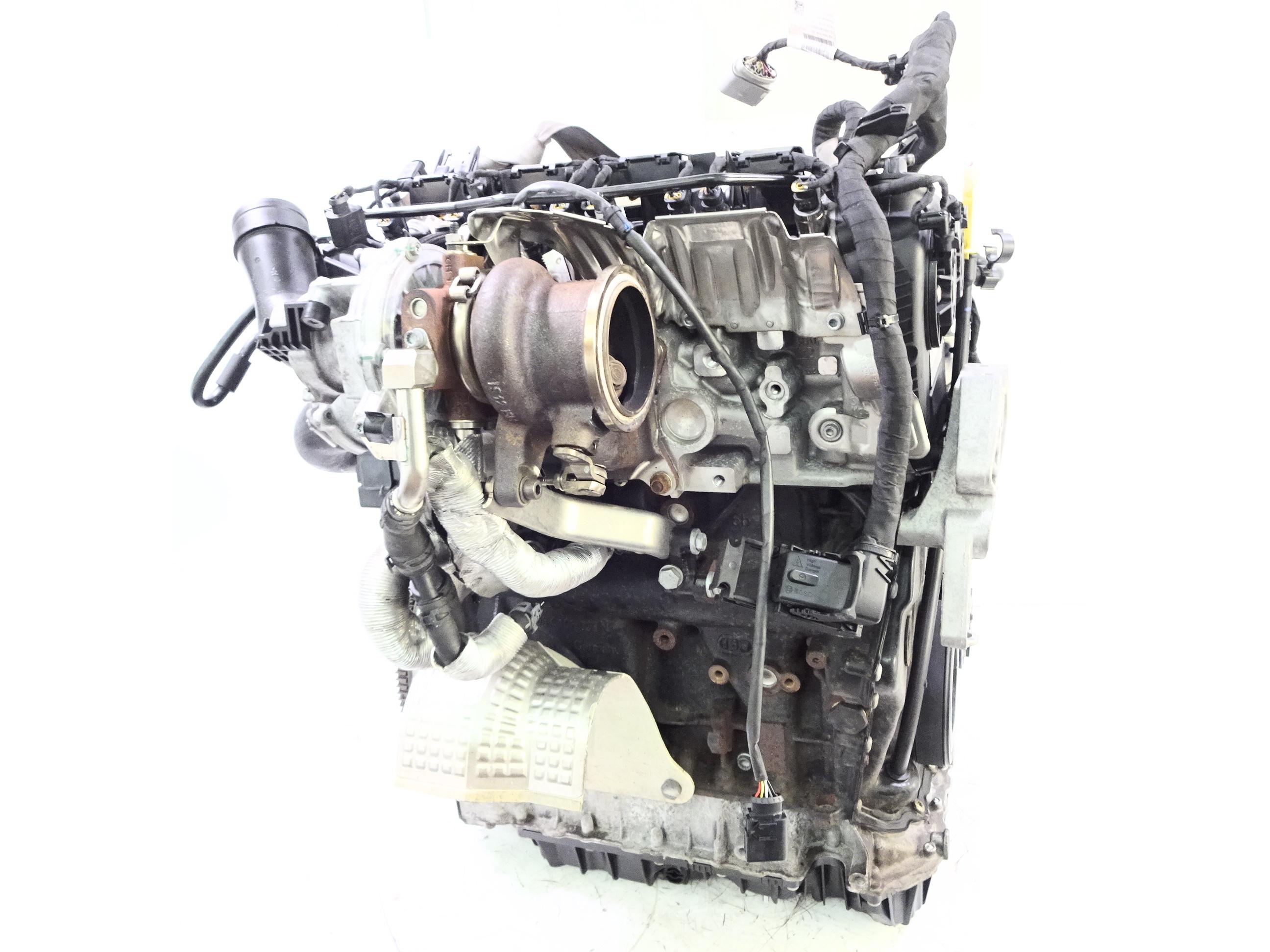 Motor 2018 VW Polo 6R 6C 1,8 GTI Benzin DAJ DAJB mit Anbauteilen