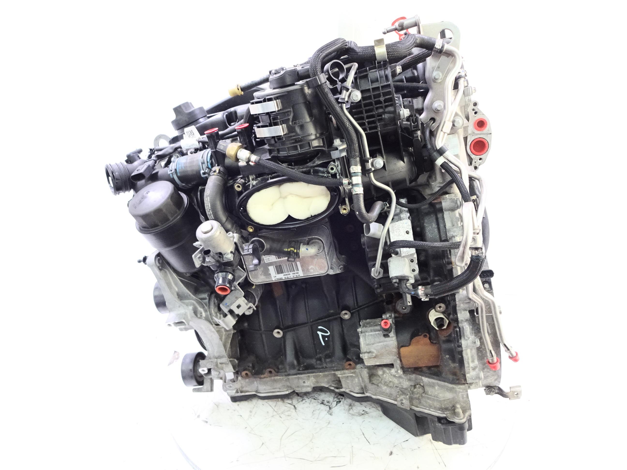 Motor 2012 Mercedes-Benz C-Klasse W204 E-Klasse C207 2,2 CDI 651.911 OM651