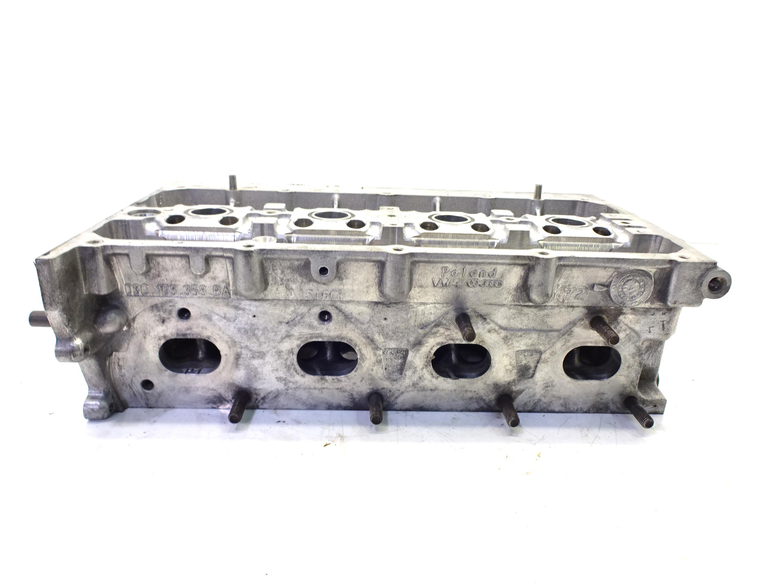 Zylinderkopf Audi Seat Skoda VW 1,4 TSI CAV CAVA CAVB CAVC CAVG 03C103358BA