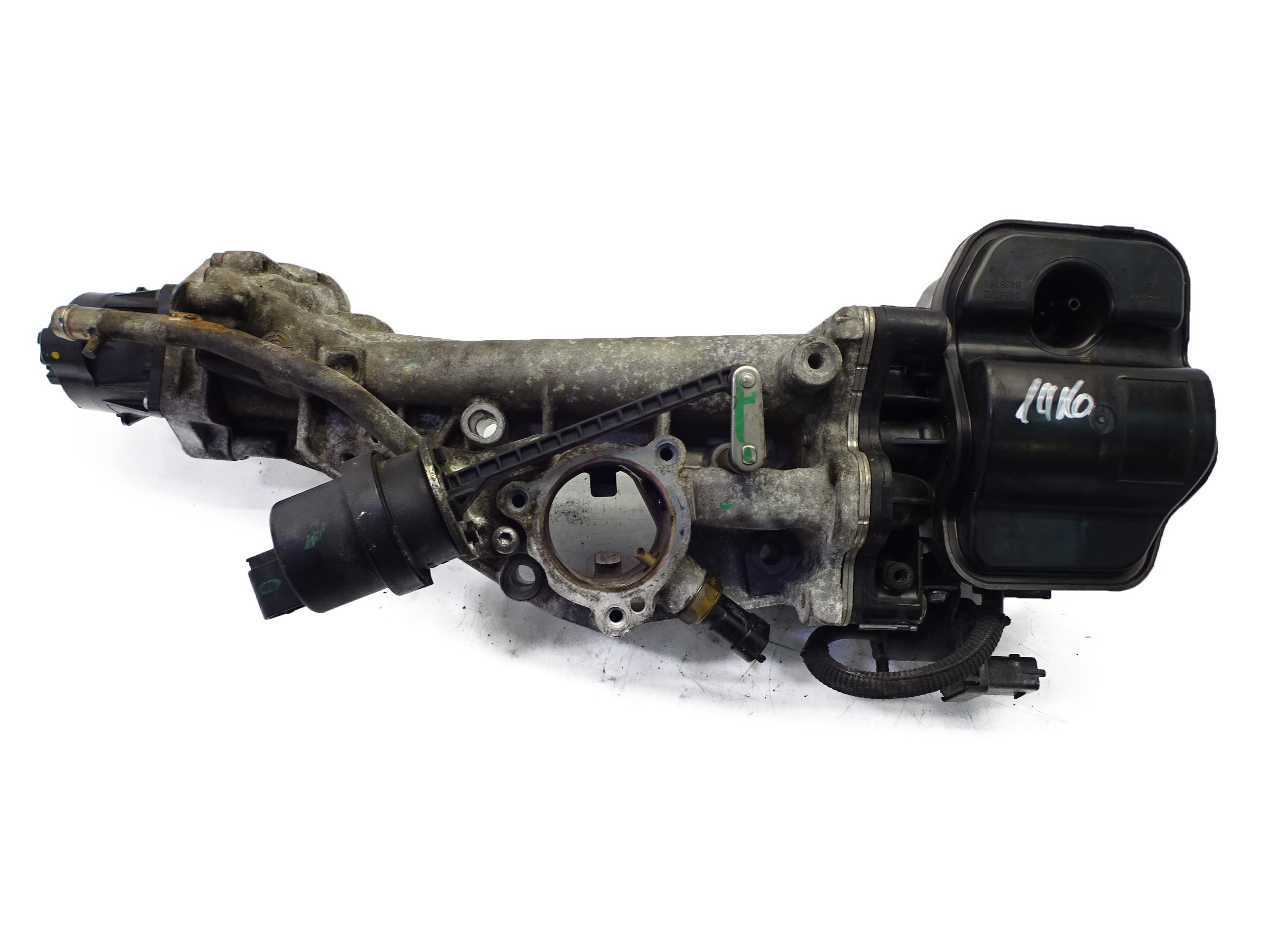 AGR Ventil Alfa Romeo Giulietta 940 2,0 JTDM Diesel 940A4000 55265385 0428762
