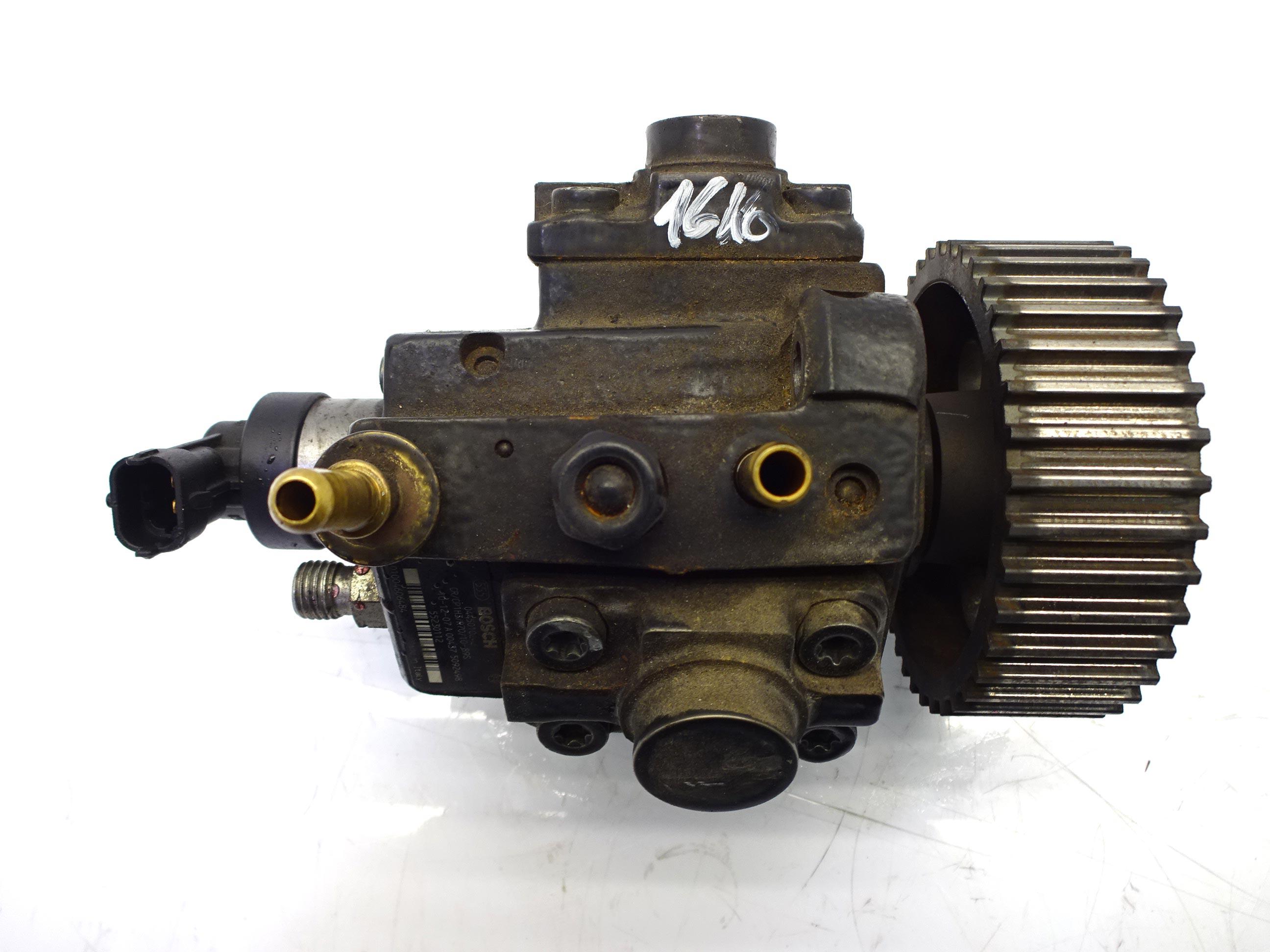 Hochdruckpumpe Alfa Romeo Giulietta 940 2,0 JTDM Diesel 940A4000 55230112