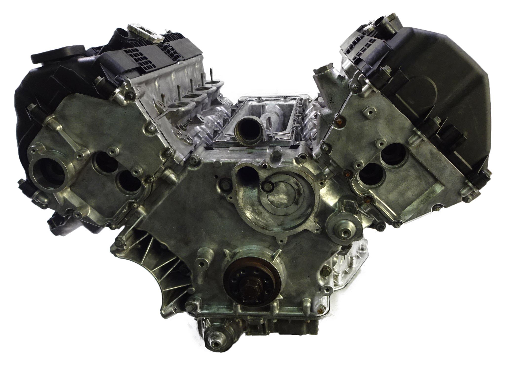 Motor 2007 BMW 5er E60 E61 545i 545 4,4 i N62B44A N62