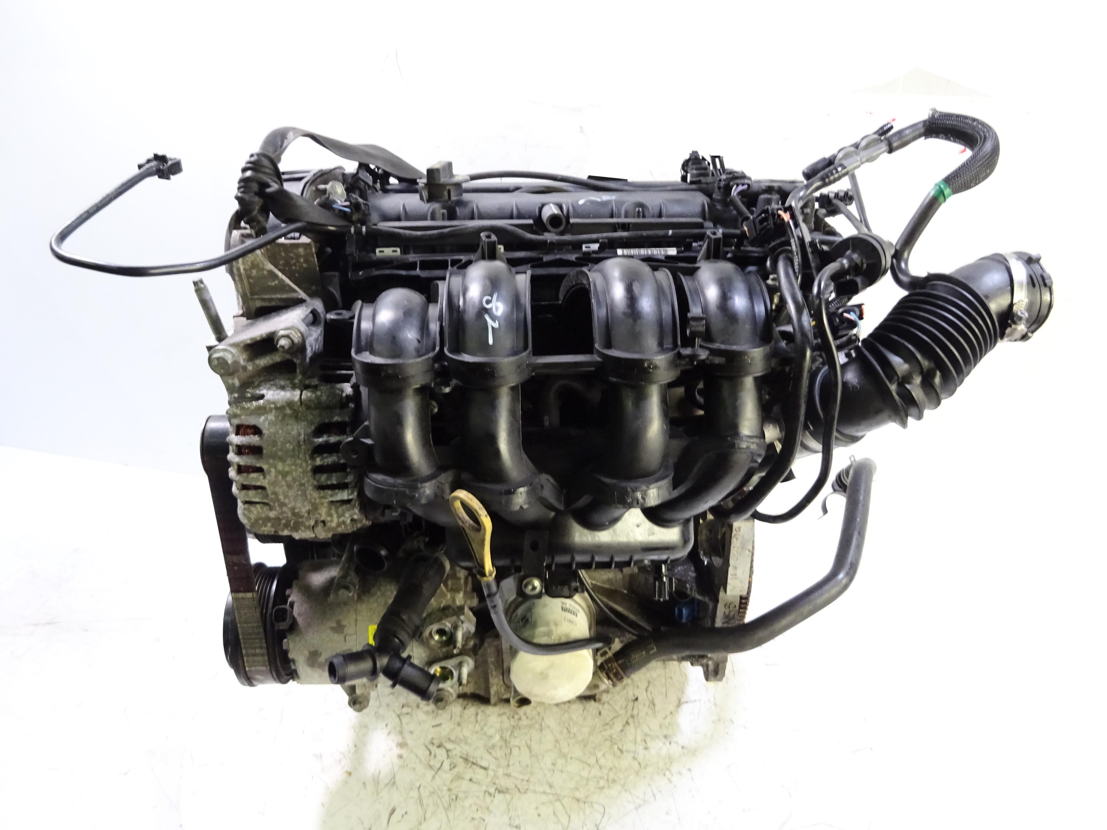 Motor für Ford B-Max Fiesta VI 1,6 Ti Benzin IQJA 105 PS