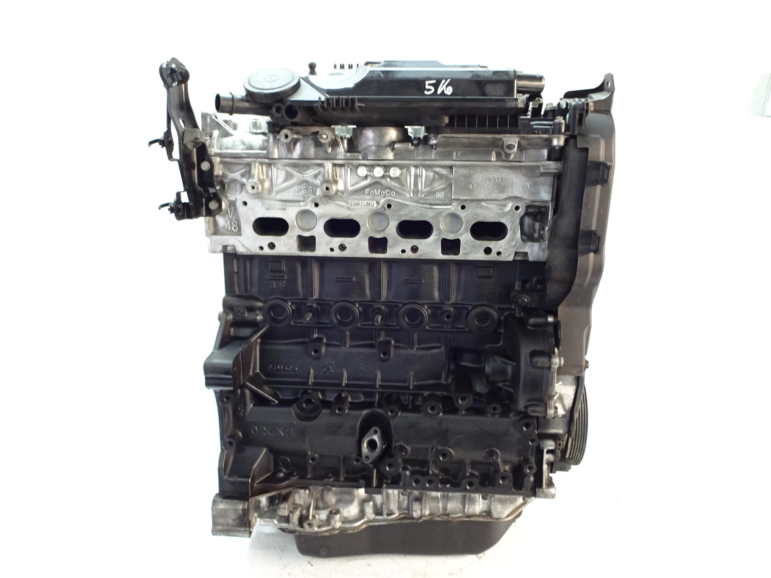 Motor Fiat Lancia Ulysse Phedra 2,2 D Diesel 4HS 4H01