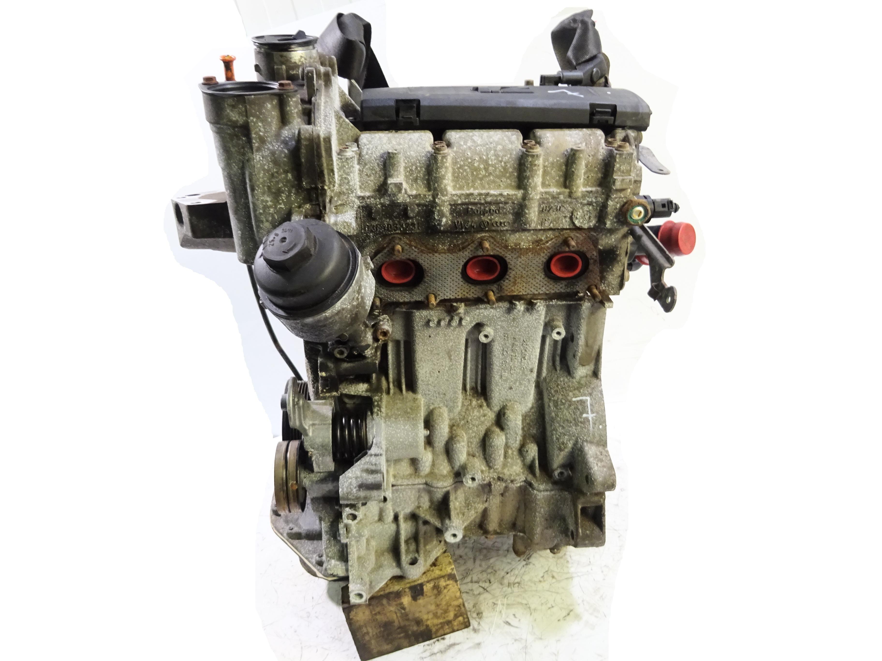 Motor für Skoda Fabia MK2 542 1,2 BZG 70 PS