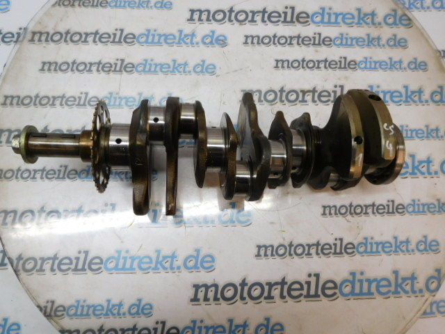 Crankshaft Lexus IS II 250 2,5 Benzin V6 4GR-FSE