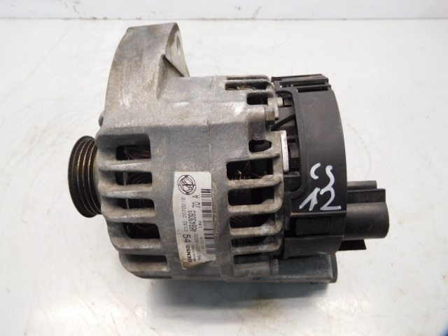 Alternatoree Fiat Lancia Panda 44 KW Benzin 188A4000 46843093 IT86344
