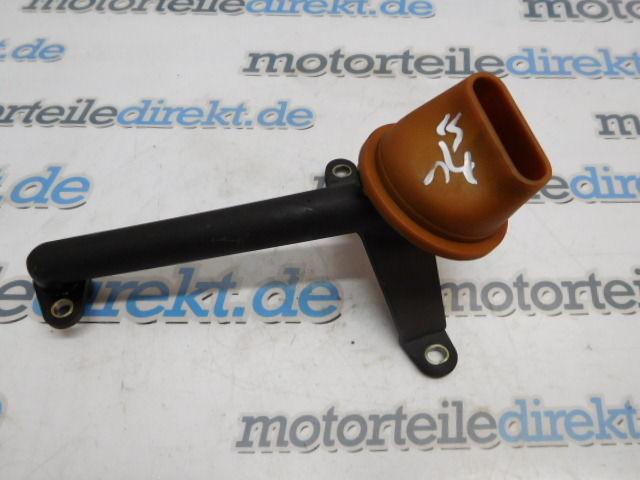 Ölsieb Ford Mazda Fiesta V Fusion 2 DY 1,6 16V FYJA 98MM-6K621-BB