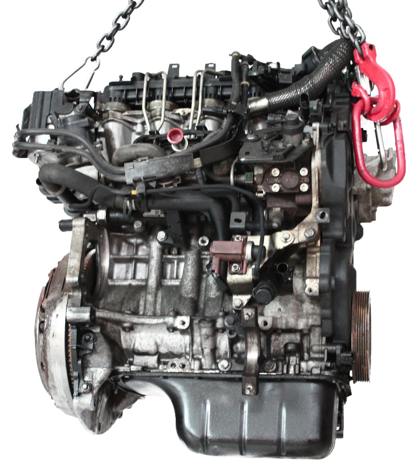Motor 2010 Ford Focus II C-Max 1,6 TDCi D Diesel G8DD
