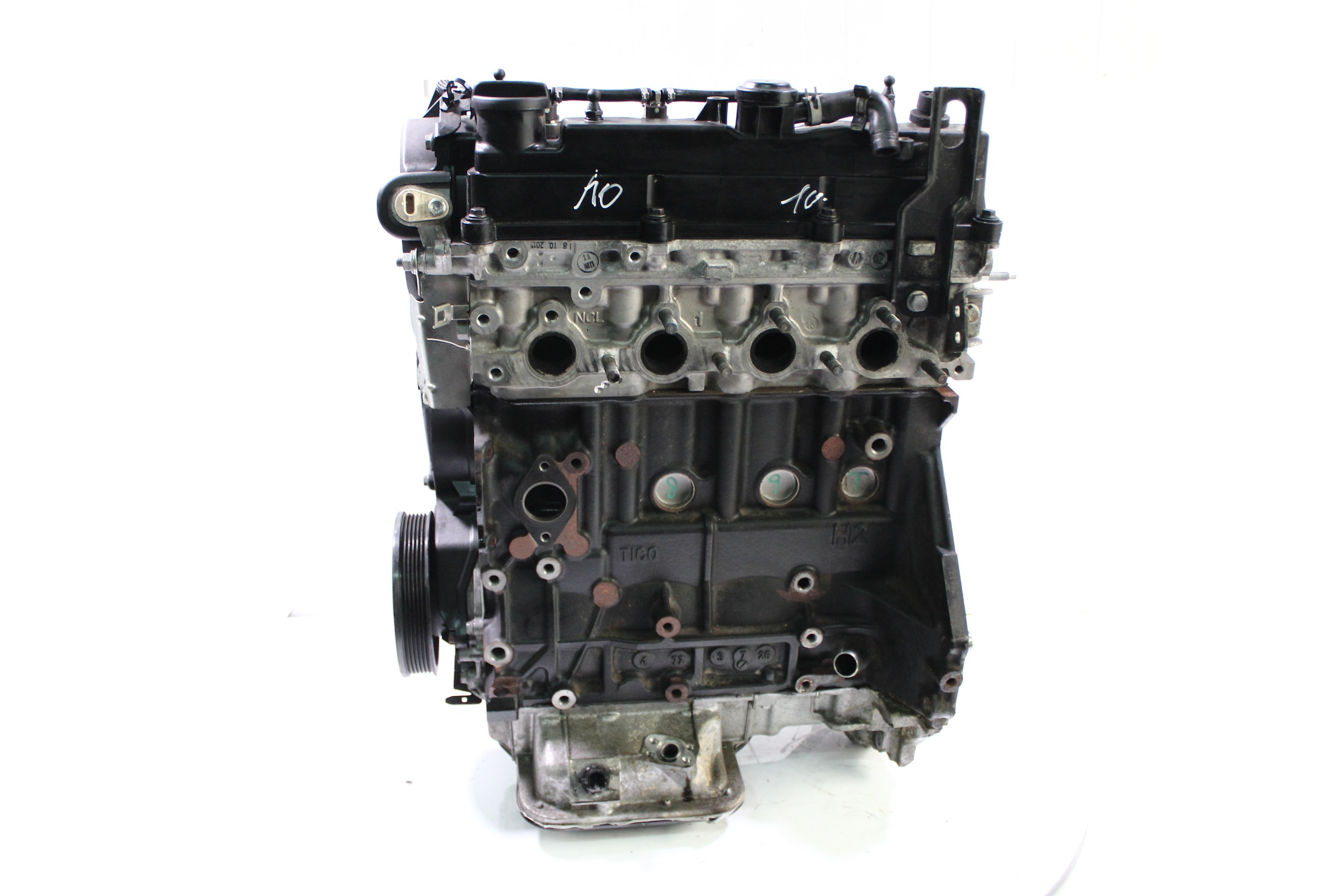 Motor 2014 Opel Astra GTC J Corsa D Meriva B Mokka 1,7 CDTI Diesel A17DTS A17
