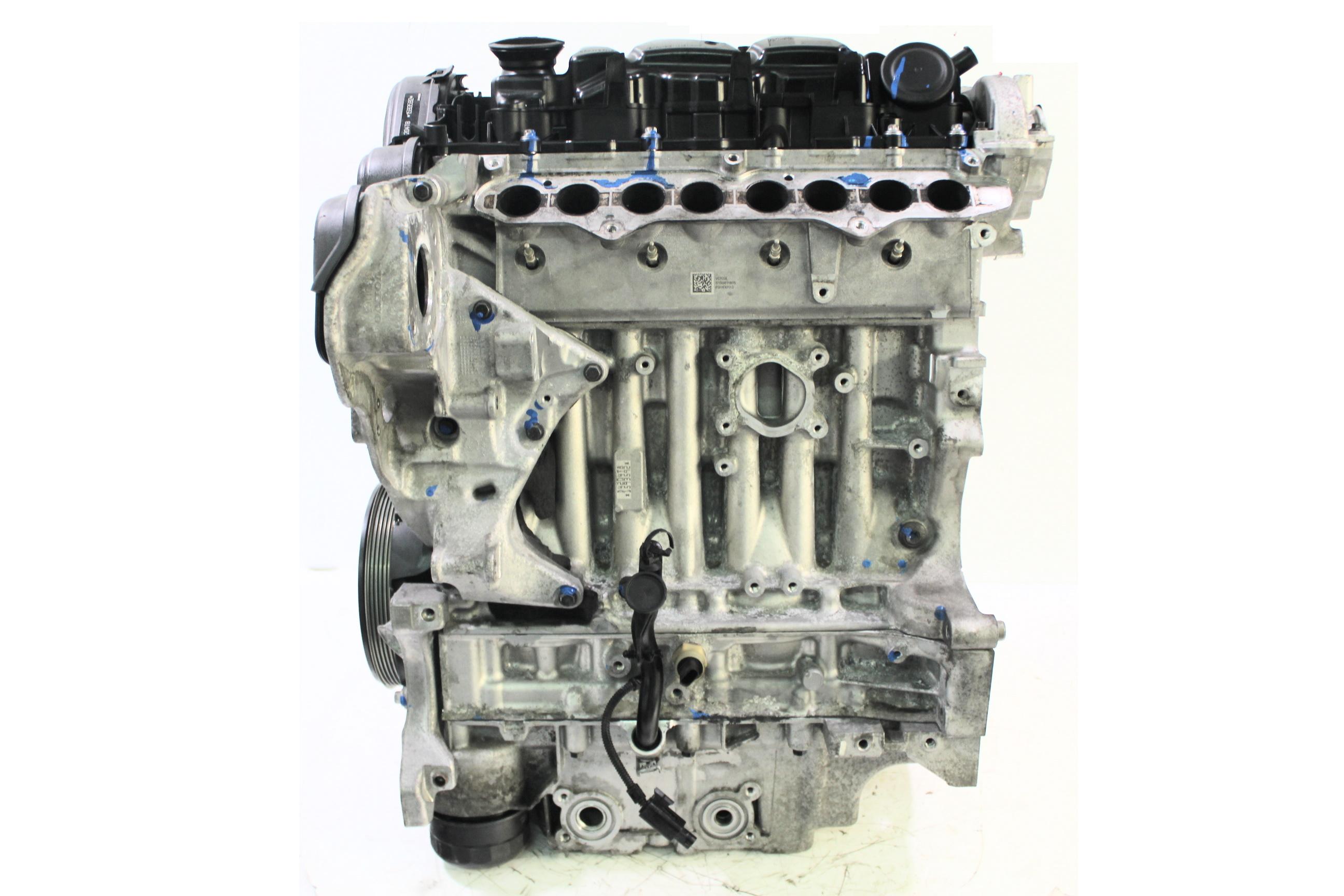 Motor 2016 Volvo S60 V40 V60 2,0 D2 Diesel D4204T8 120 PS