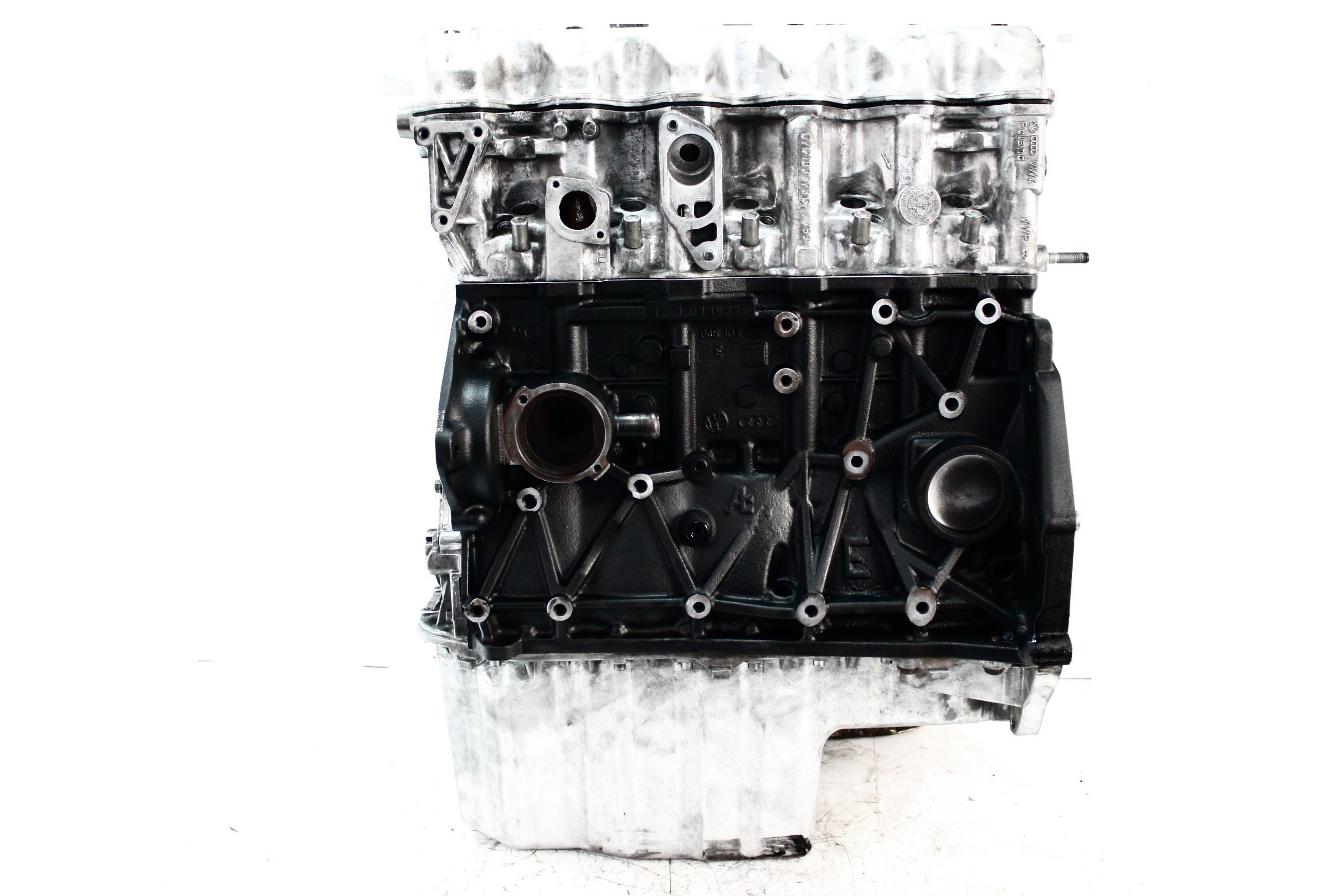 Motor 2004 VW 2,5 TDI Diesel BBE Baugleich: ANJ AHD