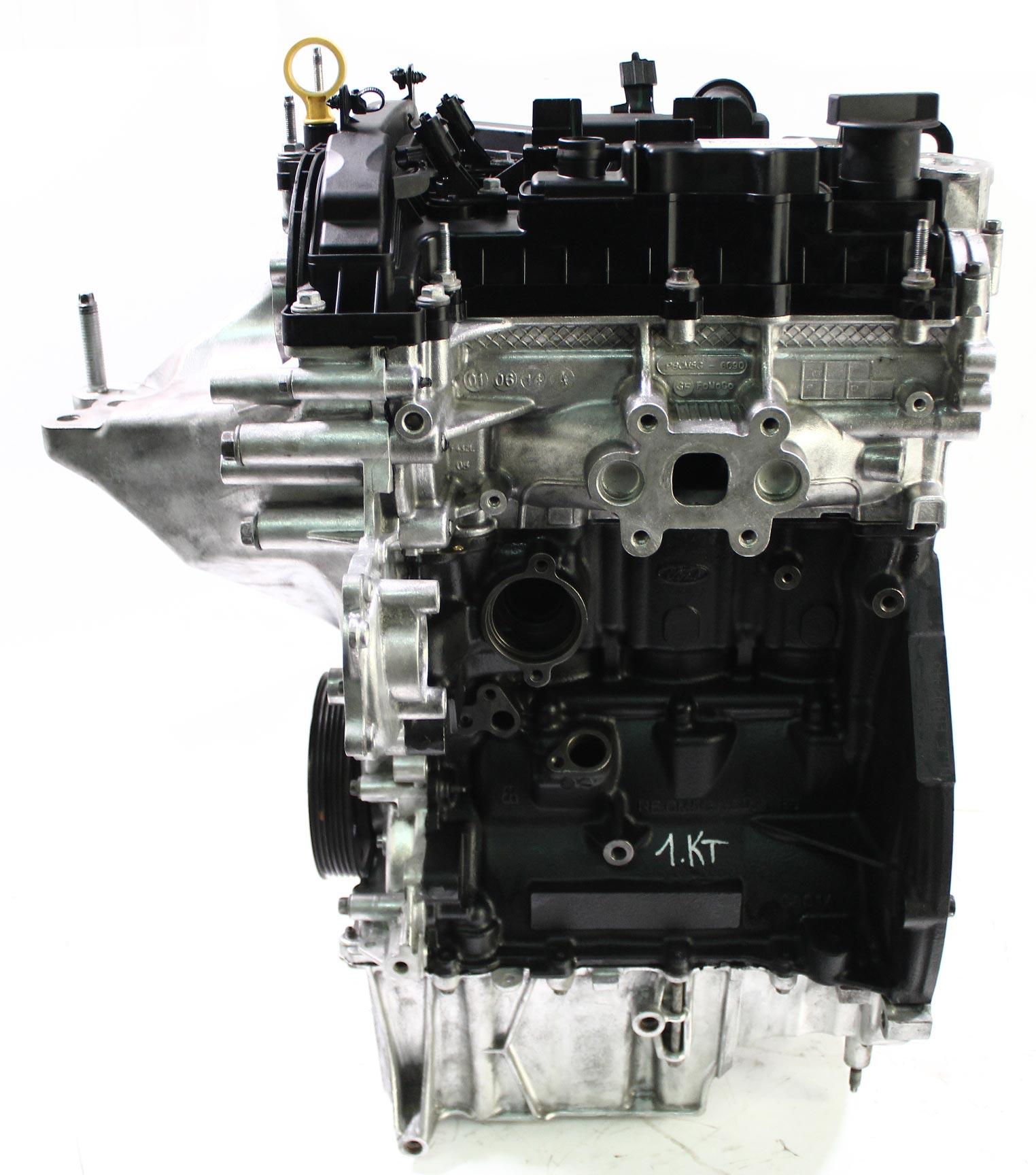 Motor 2012 Ford Fiesta VI B-Max 1,0 EcoBoost M1JE Kolben Zahnriemen Dichtung NEU