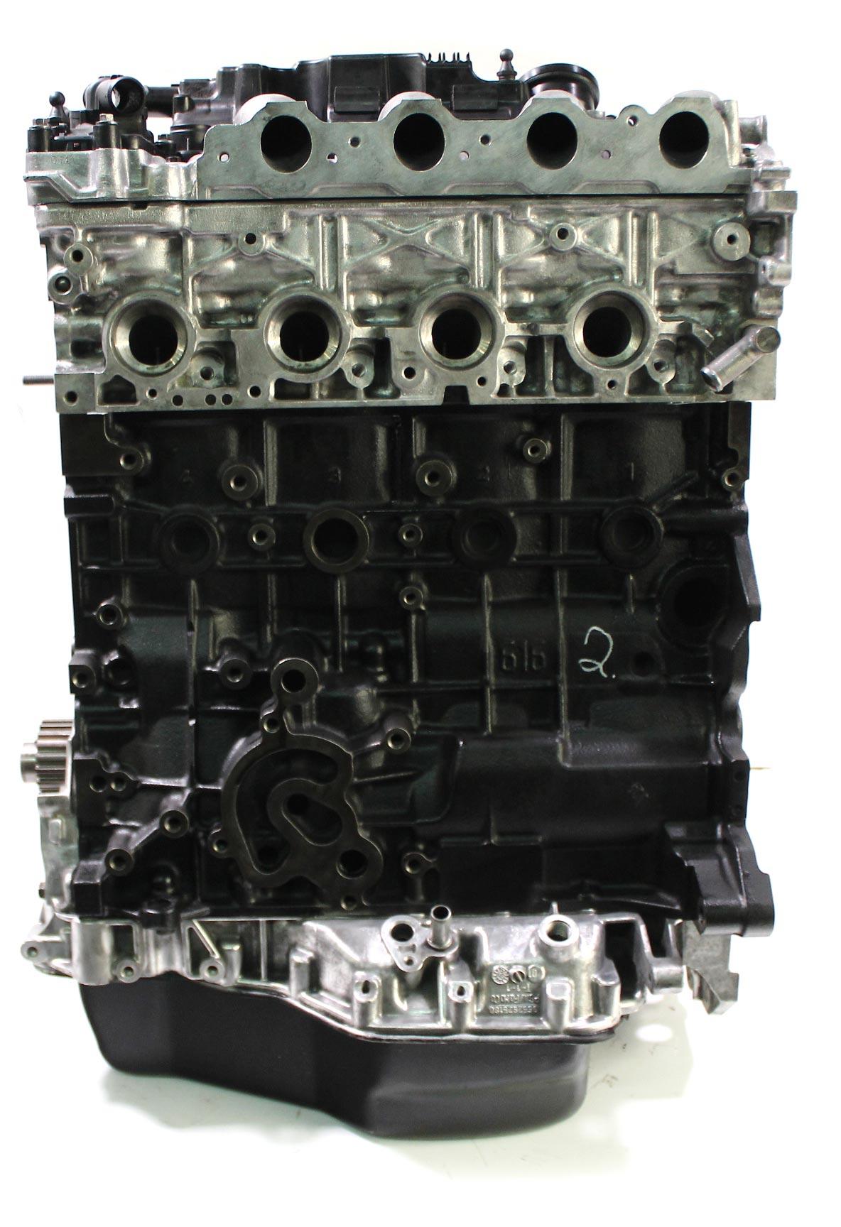 Motor 2010 Jaguar Land Rover 2,2 D Diesel 224DT Kolben Dichtung NEU Kopf geplant