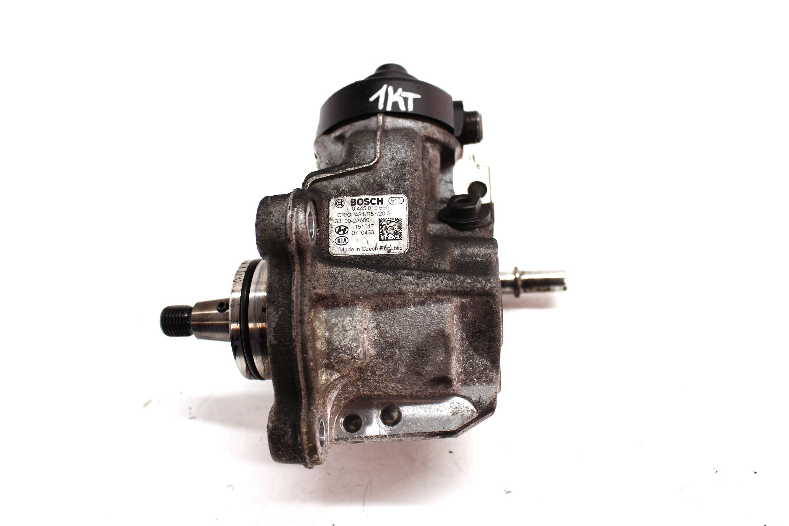 Hochdruckpumpe Hyundai Kia 1,7 CRDi D4FD 0445010596 33100-2A600
