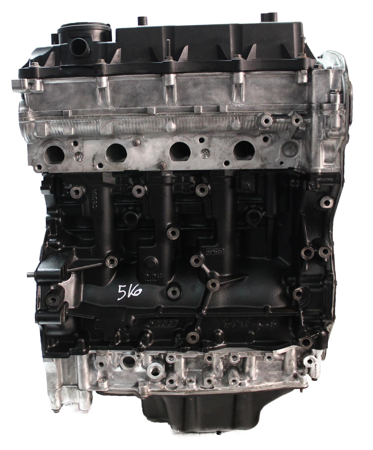Motor Überholt 2014 Ford Transit FA FD FM 2,2 TDCi DRFE Kolben Kettensatz NEU