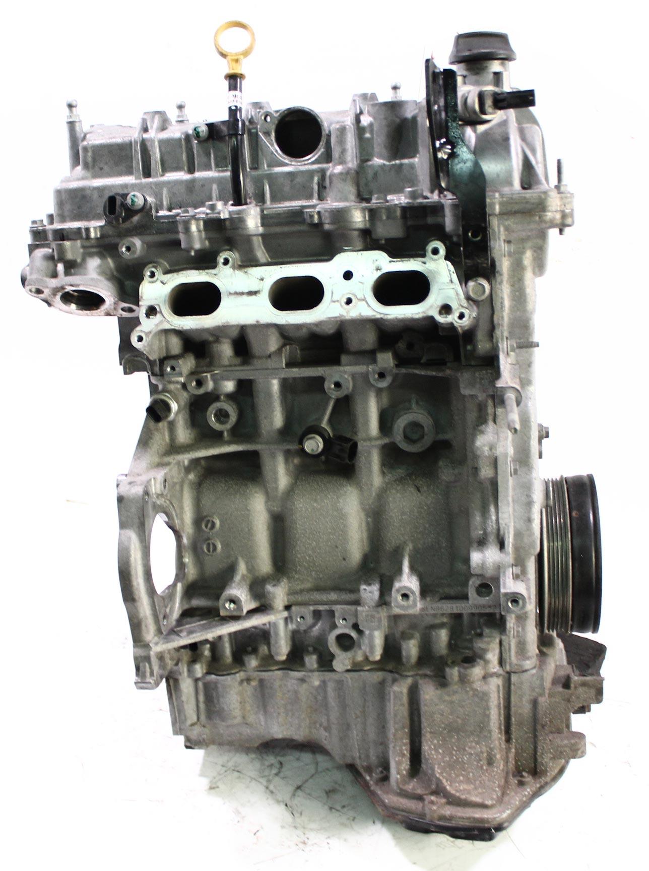 Motor 2016 Opel Corsa E Adam 1,0 Benzin B10XFT B10 115 PS
