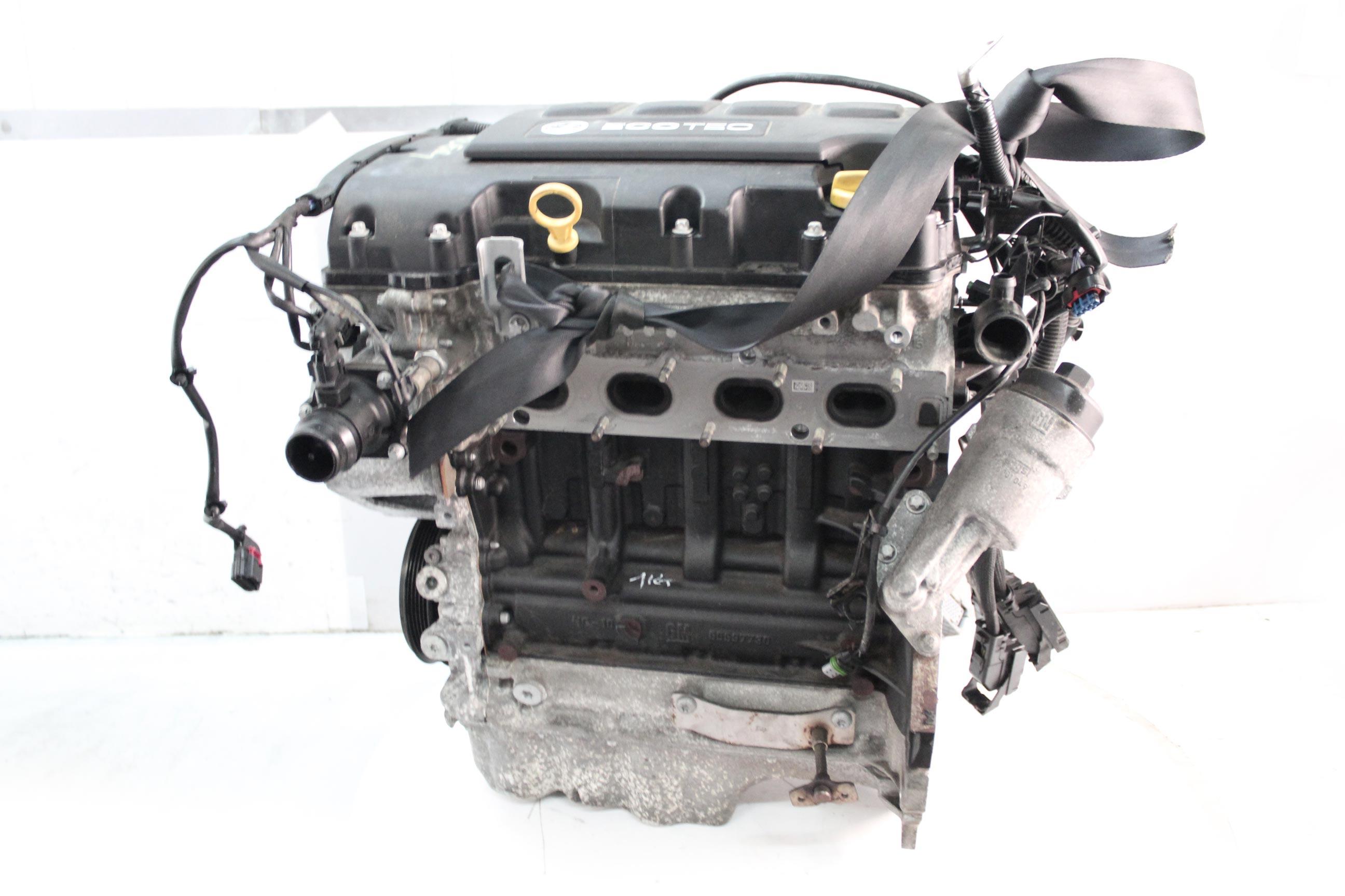 Motor Opel Corsa E 1,2 69 PS B12XER Baugleich mit : A12XER