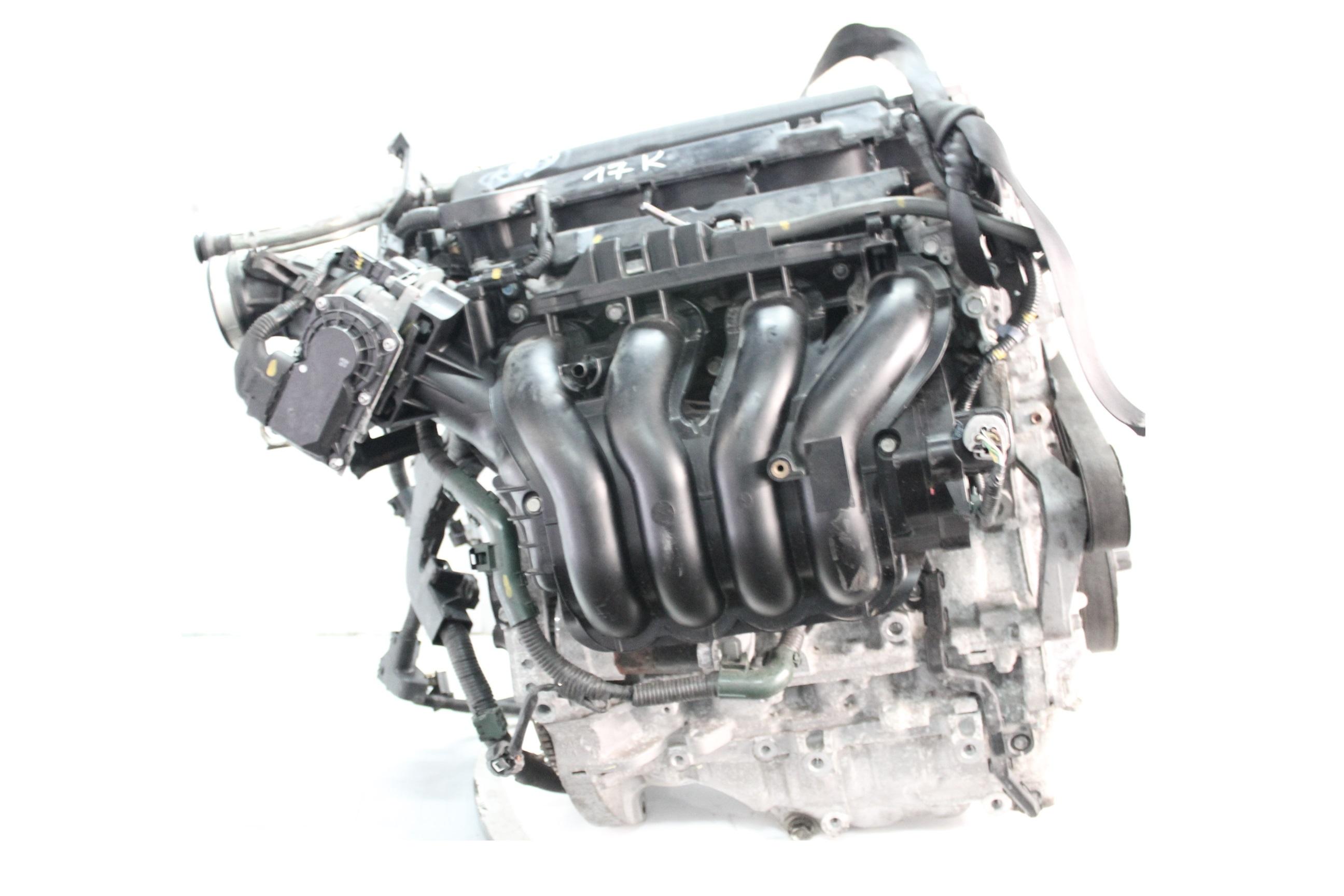 Motor Honda Civic VIII 1,8 R18A2