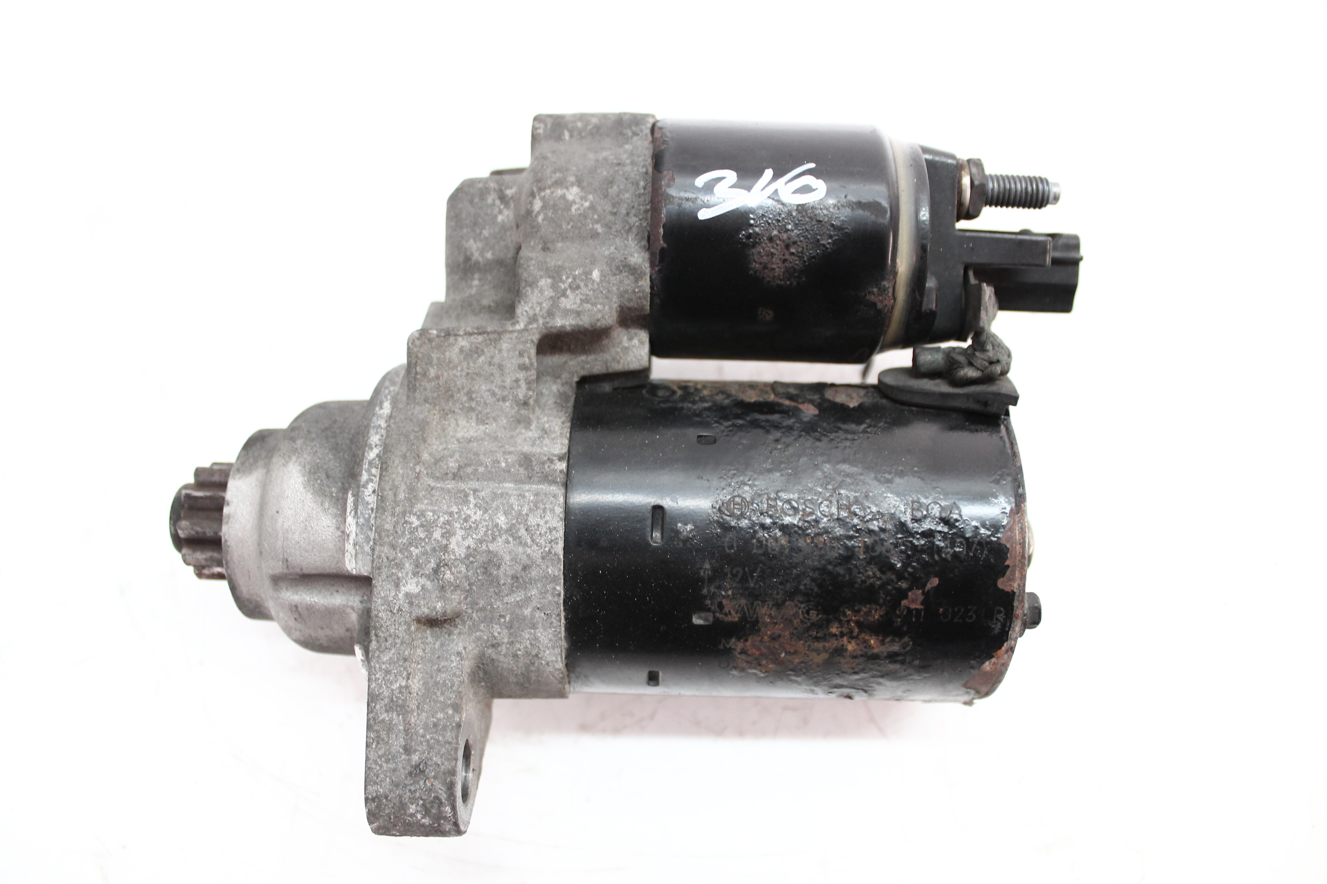 Anlasser VW 1,4 FSI BKG 0001120106