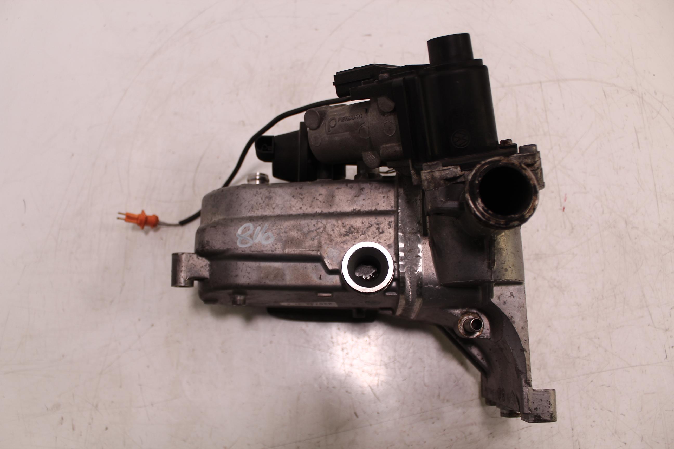 Abgaskühler Audi A4 A5 3,0 TDI Diesel CCWA CCW 059131515CC