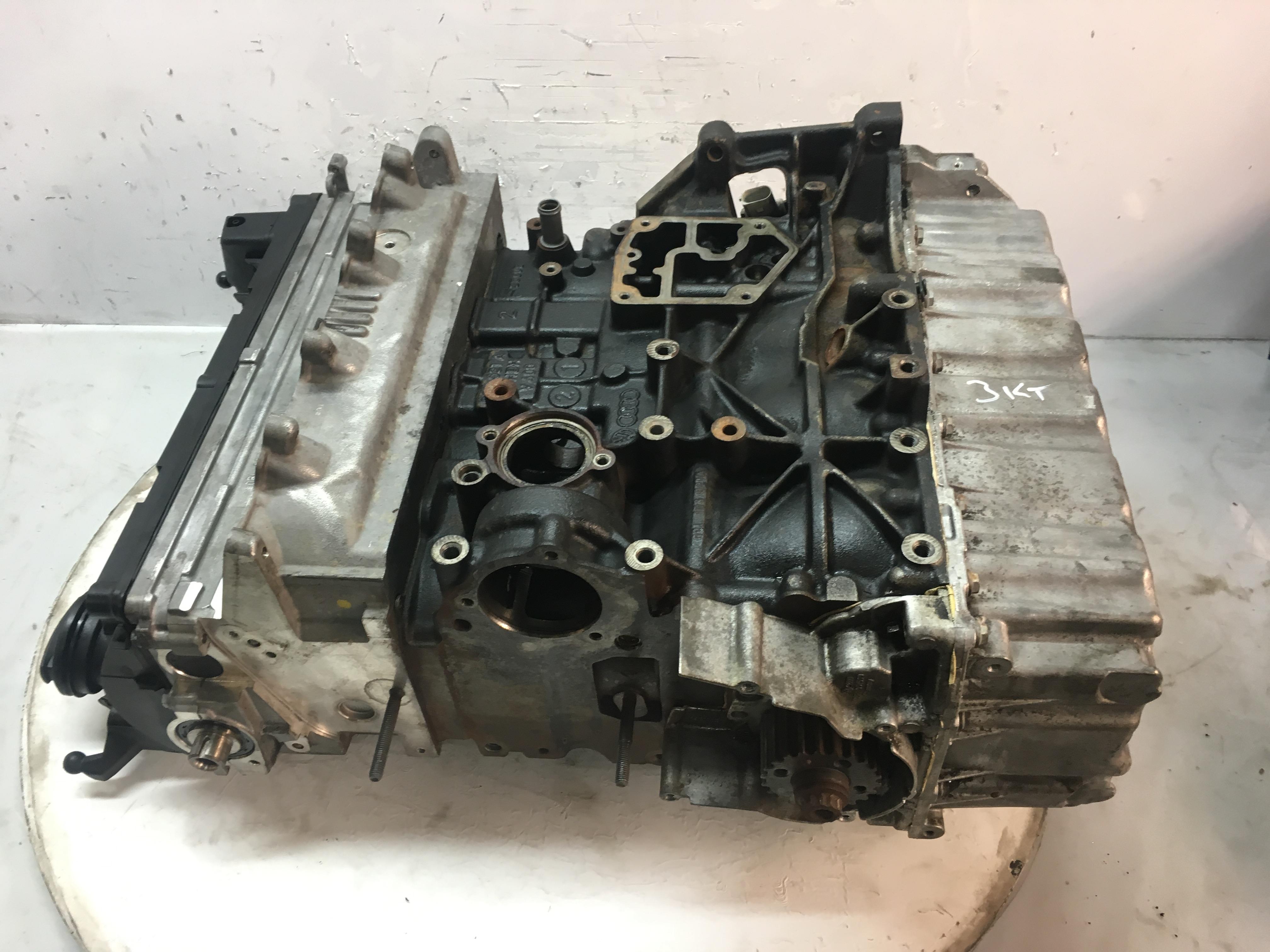 Motor Skoda VW Golf Jetta Scirocco Yeti 2,0 TDI CBD CBDB DE268667