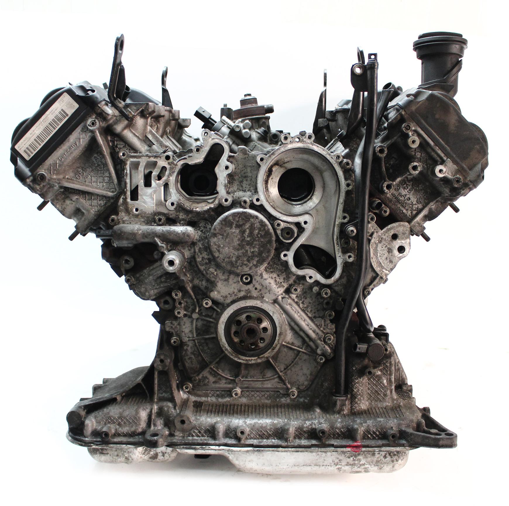 Motor 2011 Audi 3,0 TDI Diesel CDU CDUC CDUD 245 PS