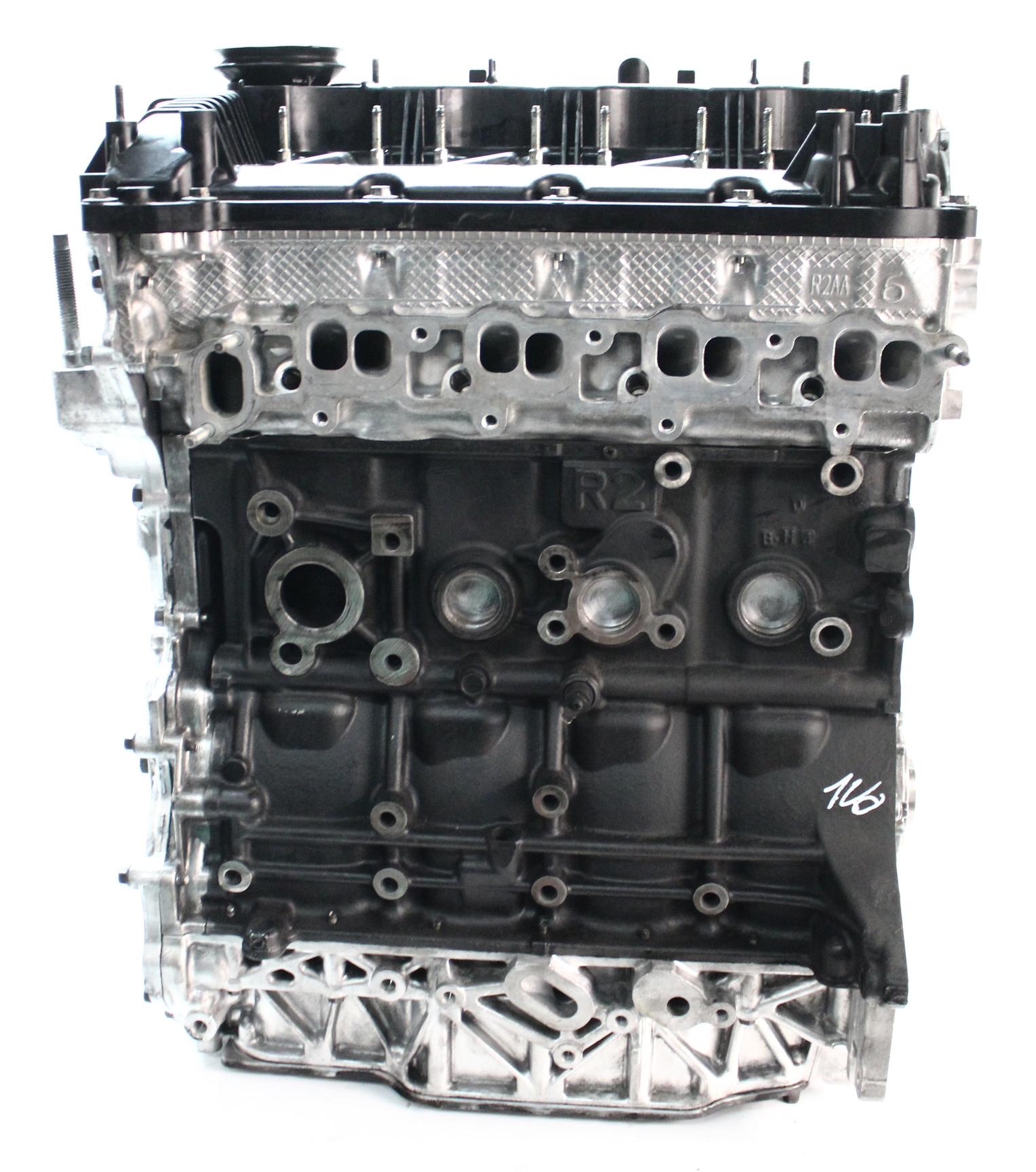 Motor 2012 Mazda 2,2 D Diesel R2AA R2