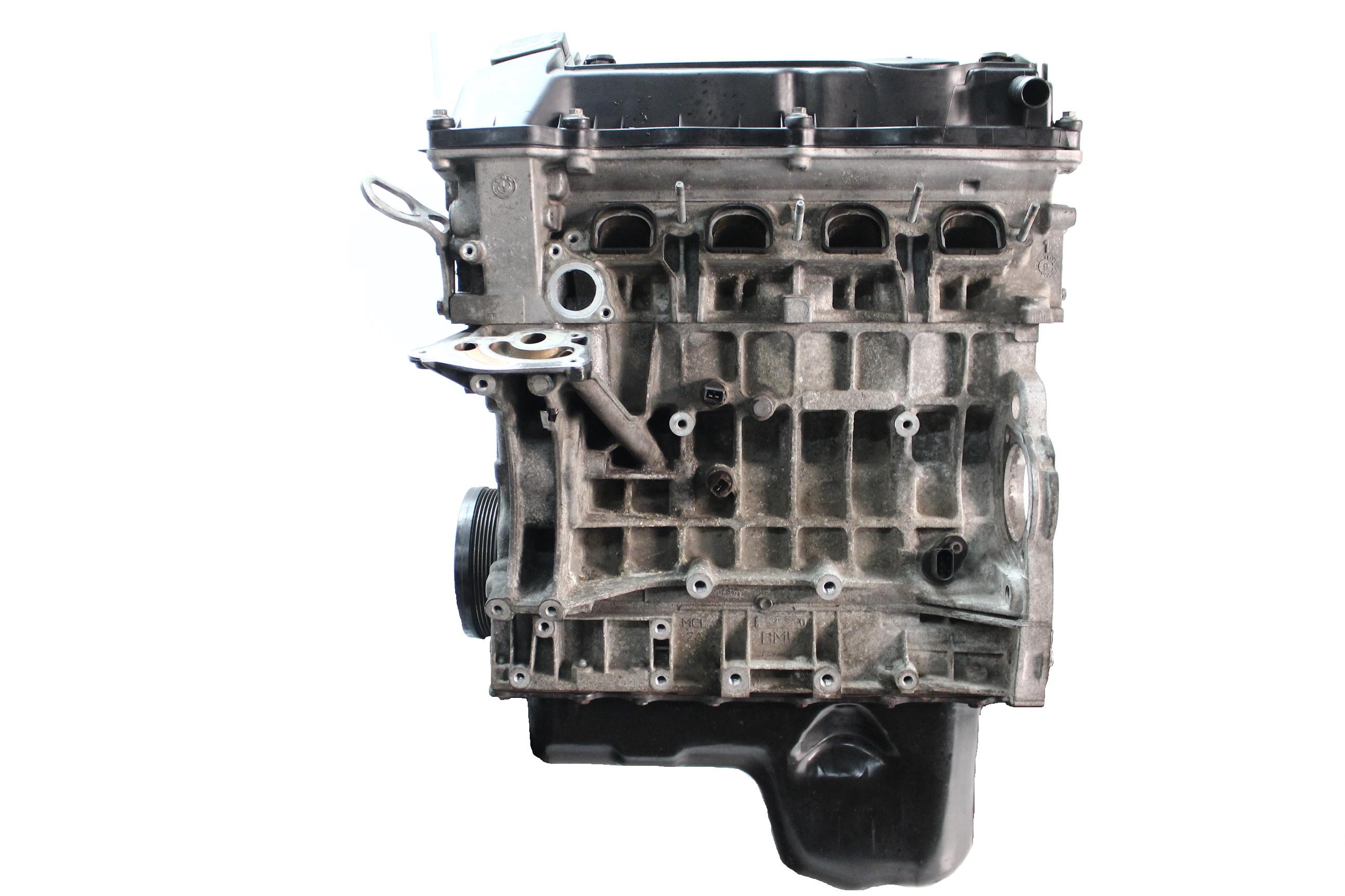 Motor 2006 BMW 1,6 i N45B16A N45 115 PS