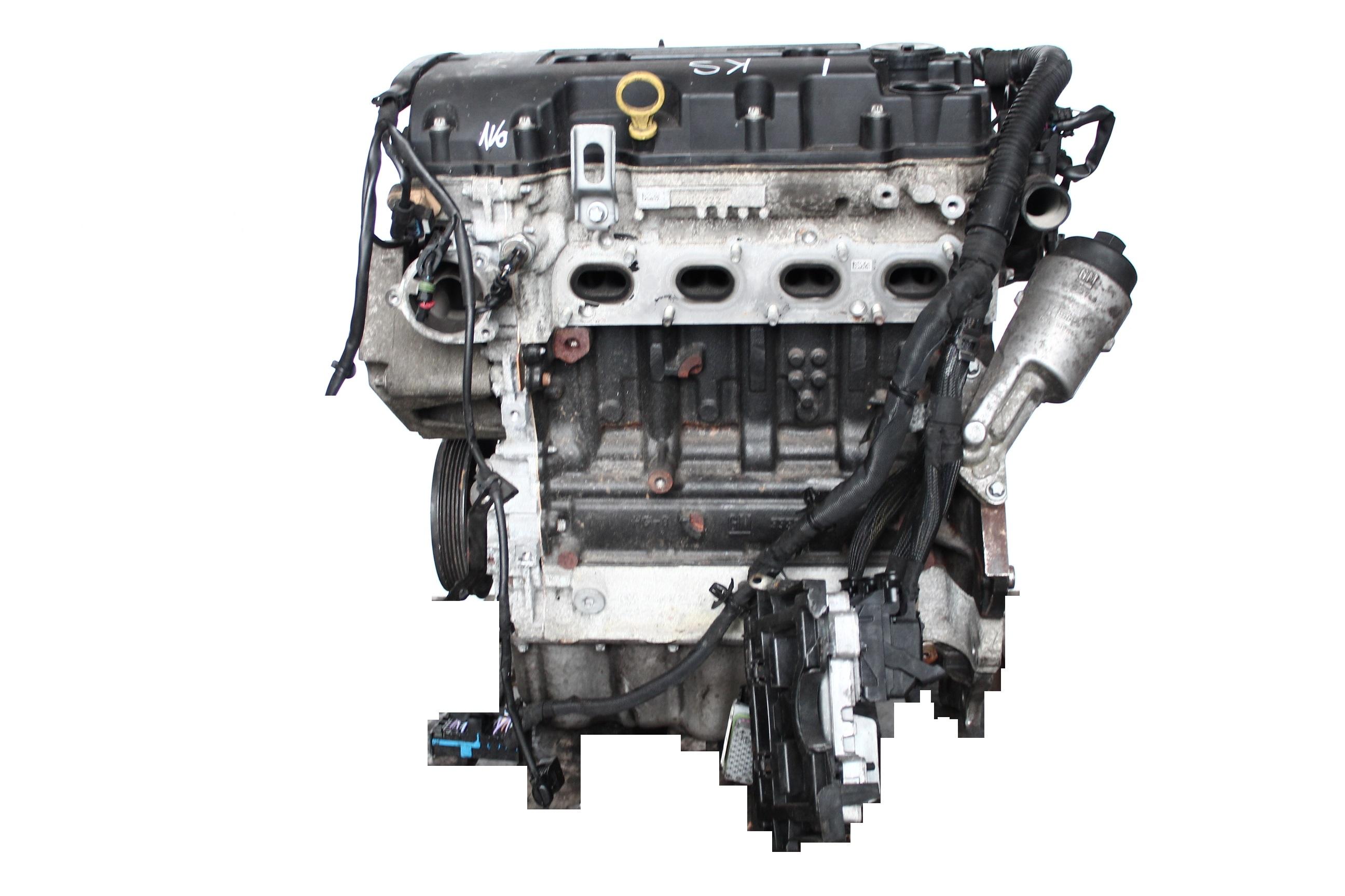 Motor 2015 Opel Astra J Meriva B Adam 1,4 B14XER B14 mit Anbauteilen